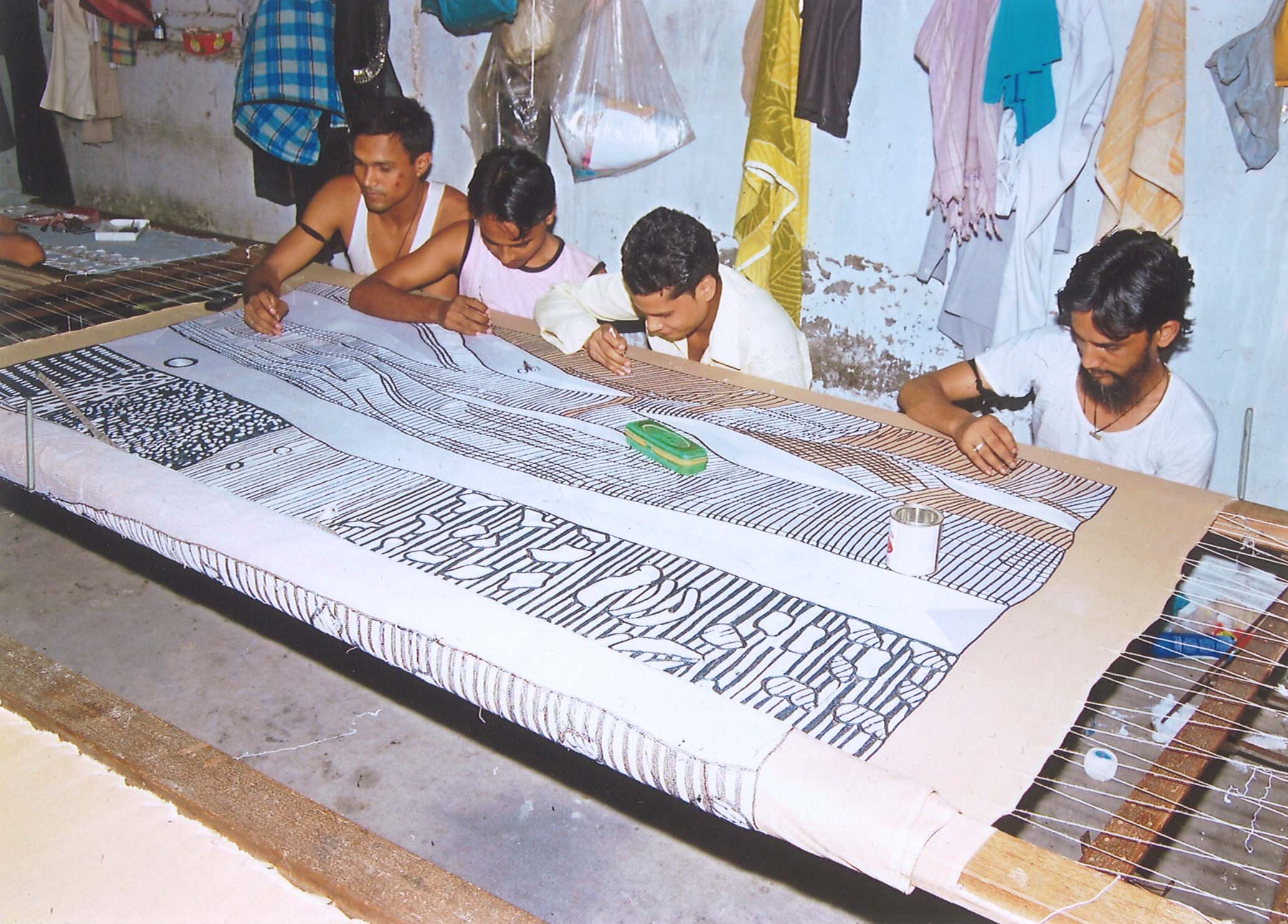 Production process of Cells, India