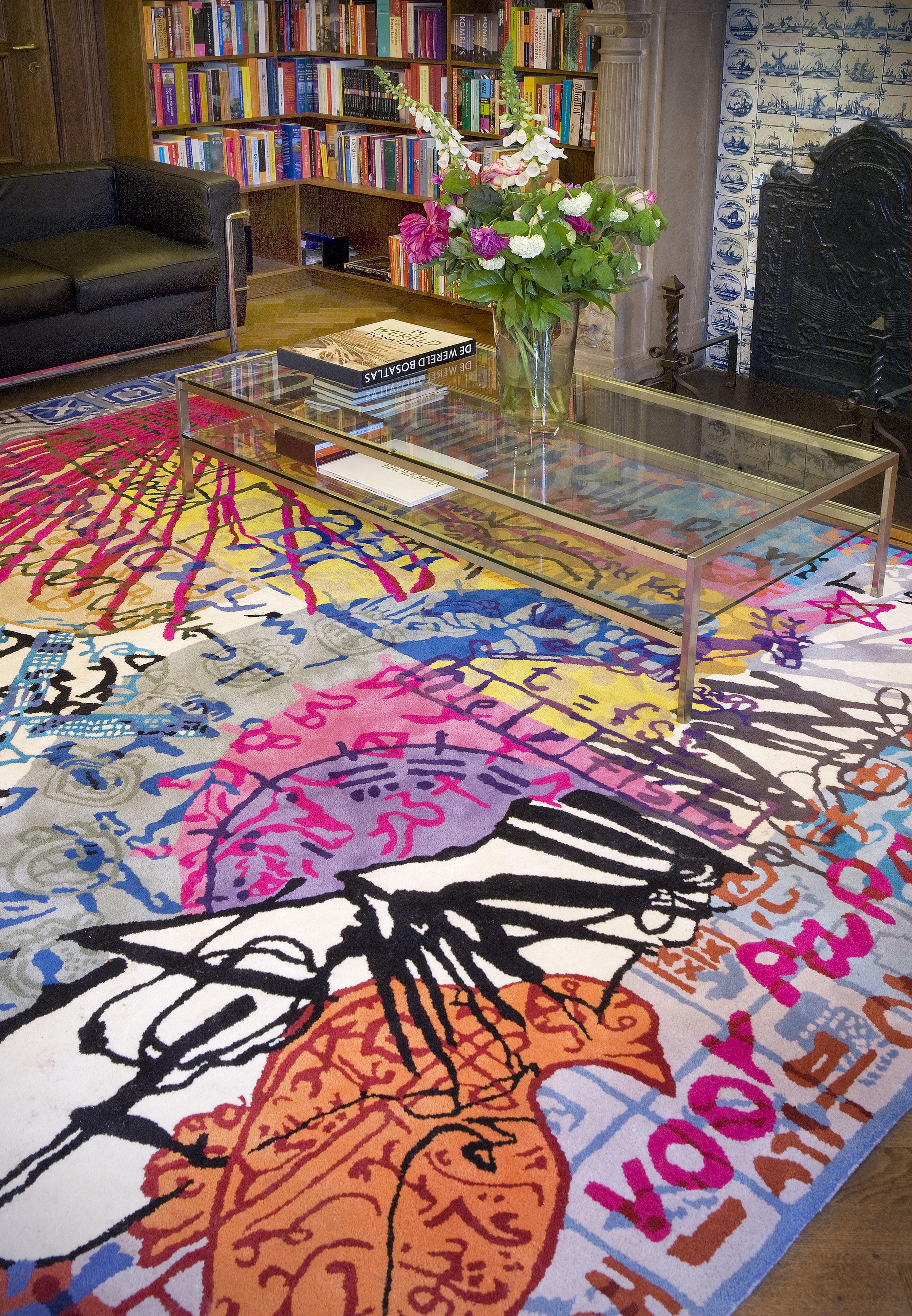 1.Uitgeverij Prometheus, handgetuft tapijt, 2009.jpg