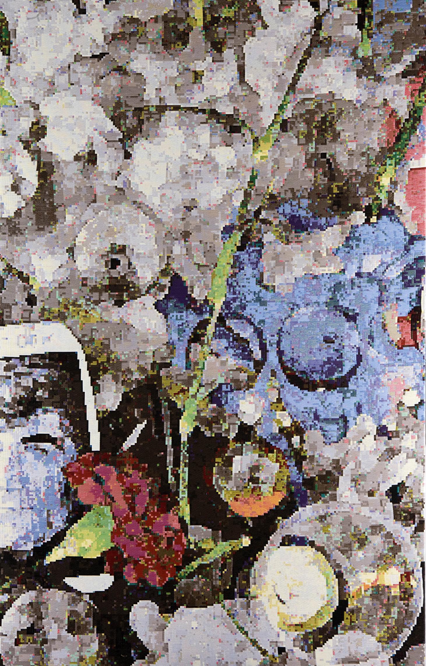 Faith 2009: Istanbul, Jacquard woven, 233 x 149 cm