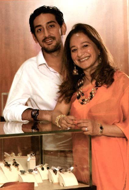 Pratik and Swati Shah