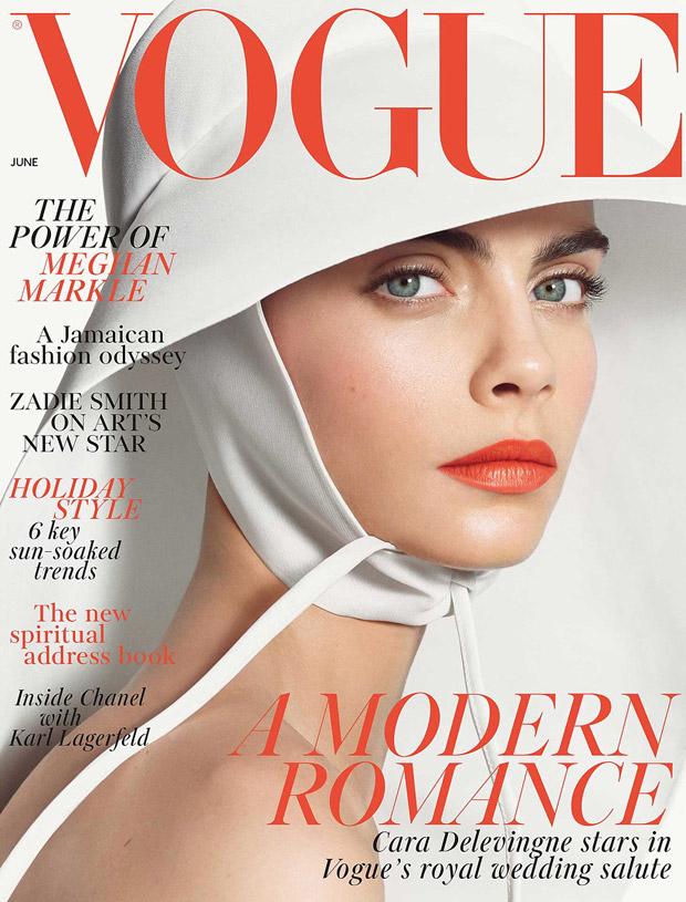 Vogue Britain June 2018