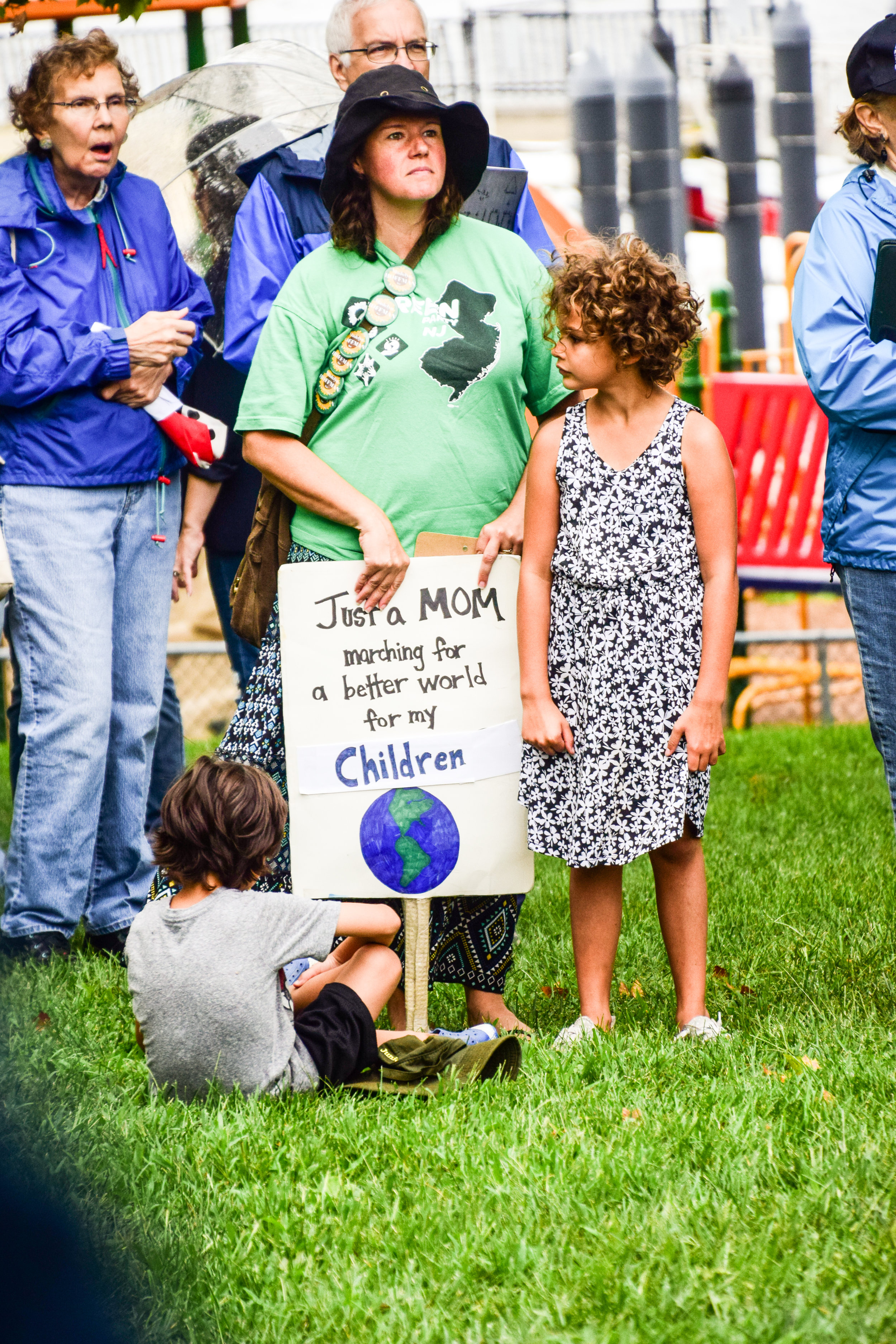 People's Climate March- Red Bank, NJ