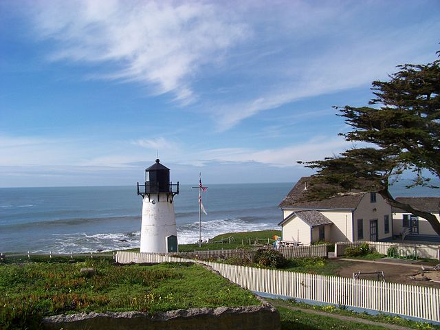 Point Montara Lighthouse, the lost lighthouse from Cape Cod, Massachusetts