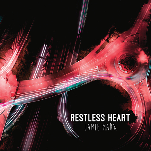 Restless Heart - album of original jewish rock by cantor jamie marx