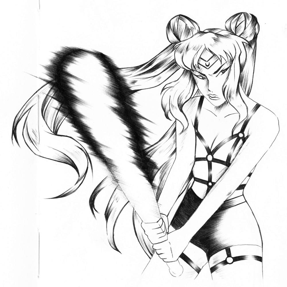 Sailormoon Fanart