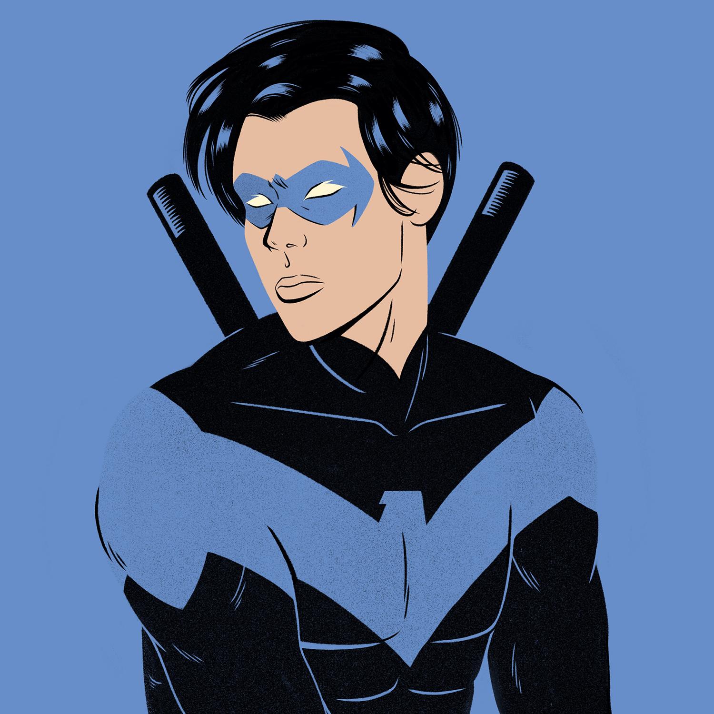 Nightwing, 2019
