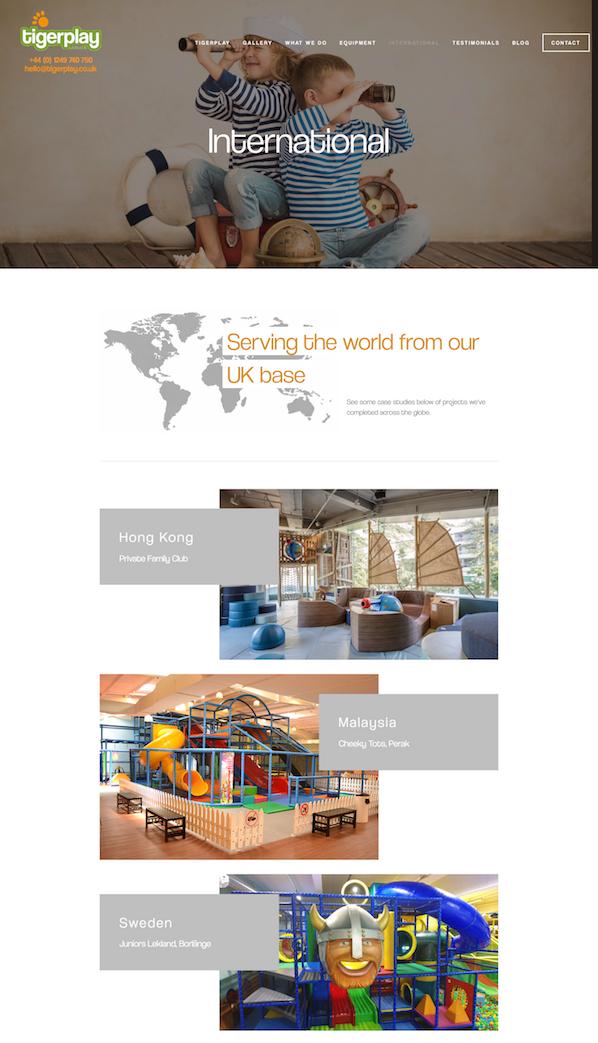 Discover our international clientele.