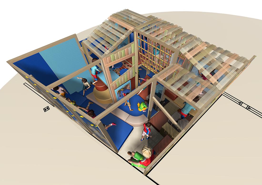Conceptual Design for AMFI Svolvær view 2