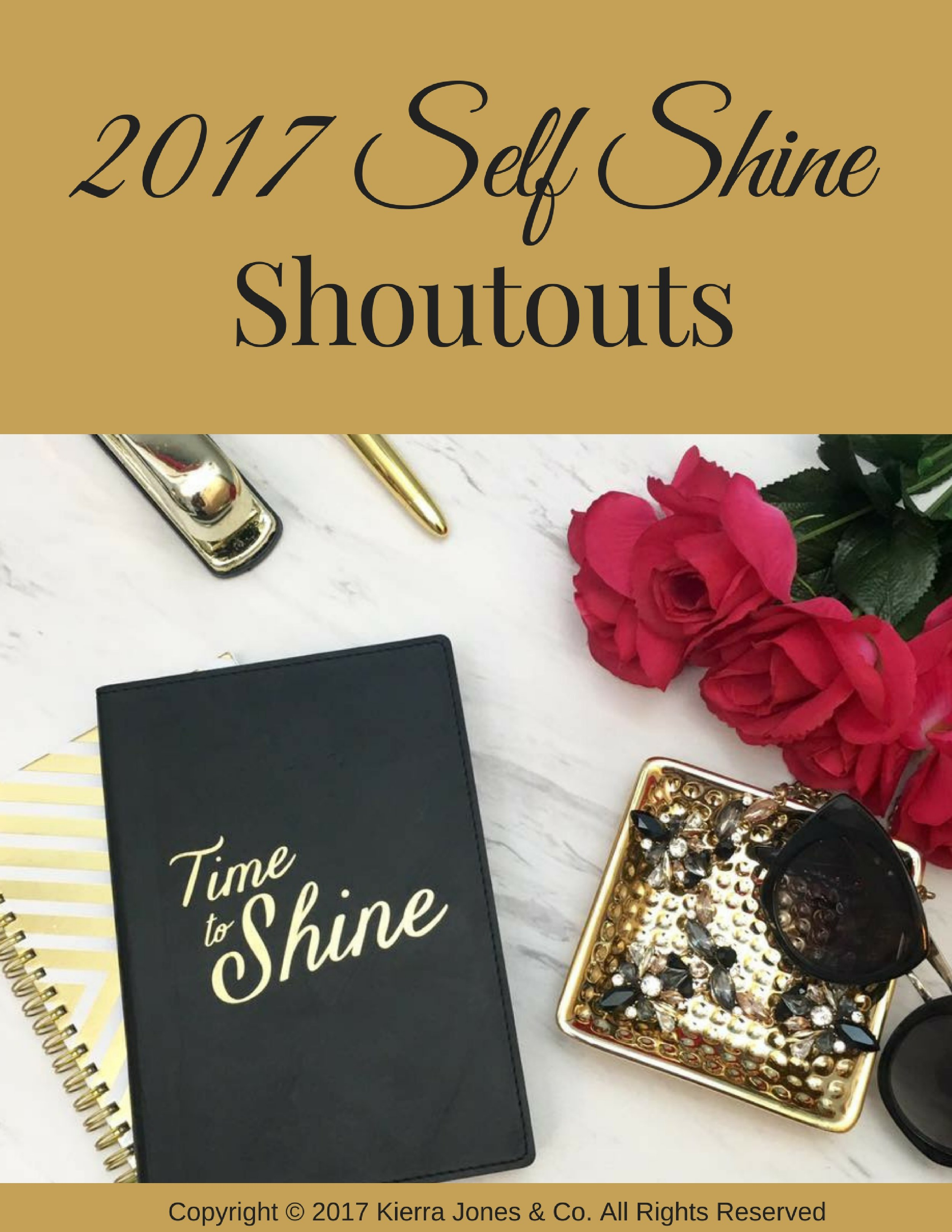 Ready to stop being your worst critic, beating yourself up about all the things you HAVE NOT done?  It's time to start celebrating your shine girl!