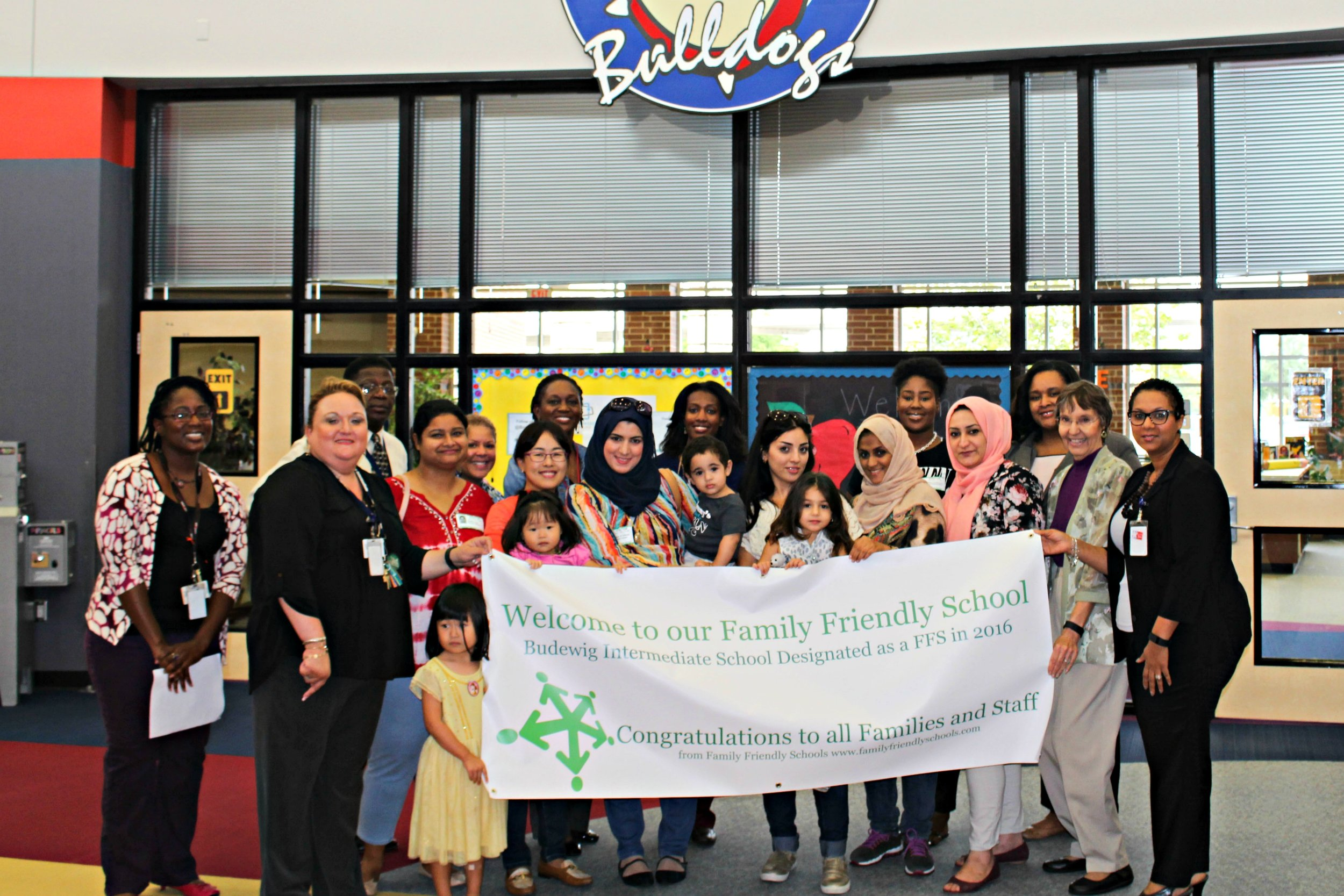 Budewig Intermediate School, Alief ISD, Houston, TX