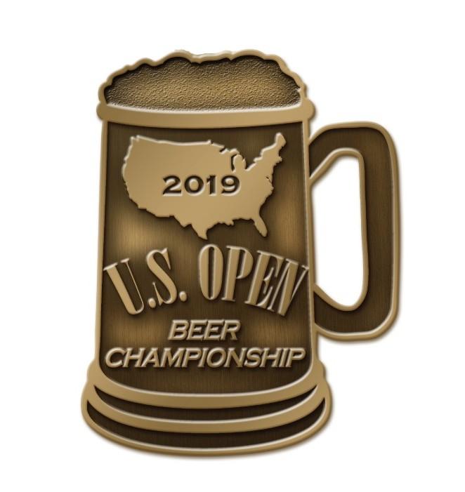 2019 US Open Gold Medal winner for Belgian Witbier