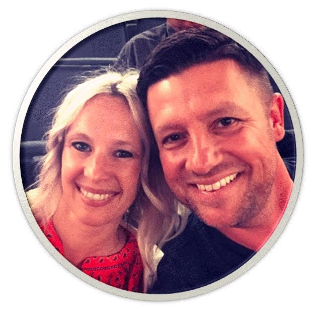 Jeremy White  Jeremy and April have served in pastoral ministry for more than 20 years. They love Jesus passionately, and enjoy being with family and friends, eating yummy food, staying active, and helping people experience authentic, grace-filled life in Christ.