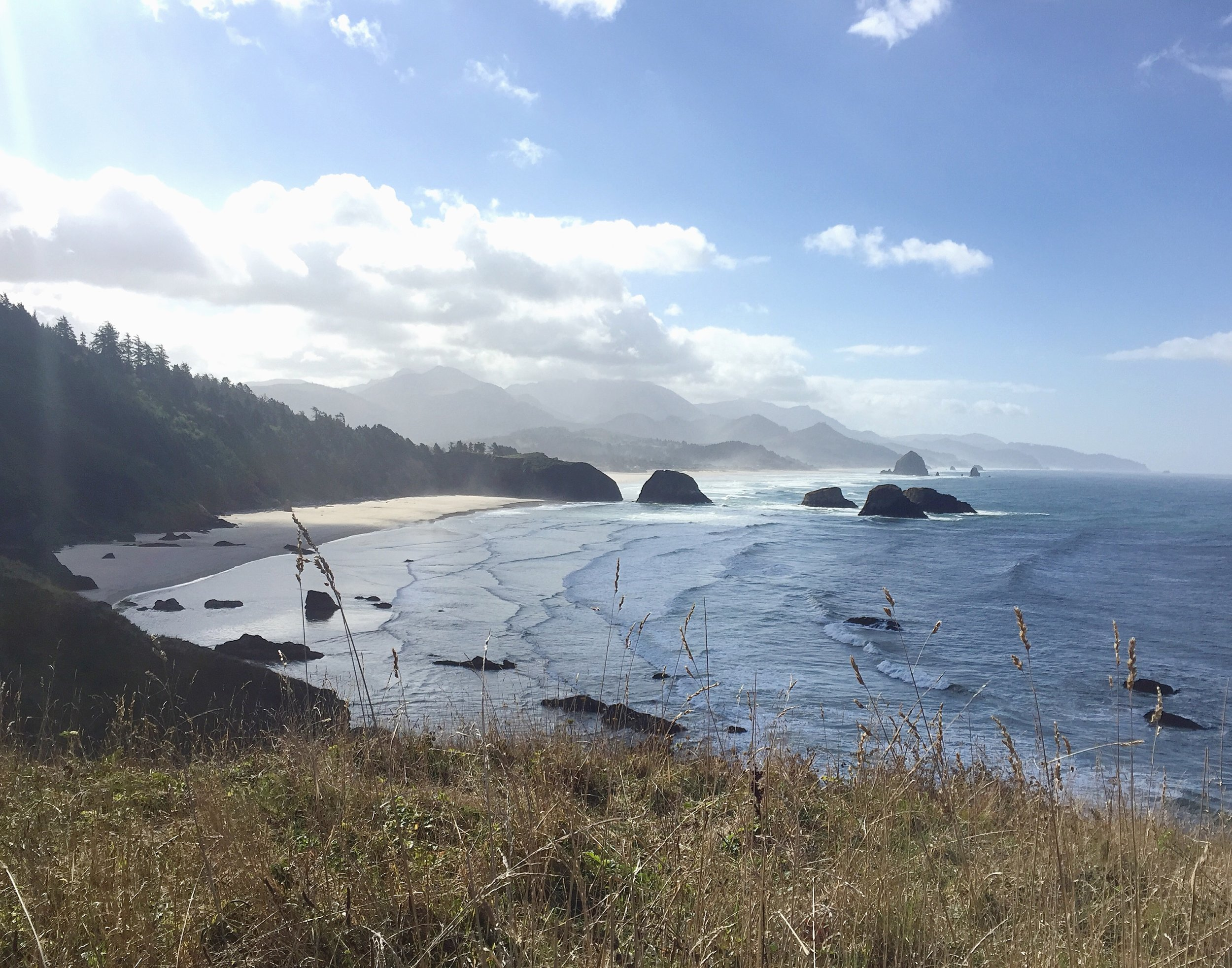 Portland 3 Day Adventure Itinerary ecola state park