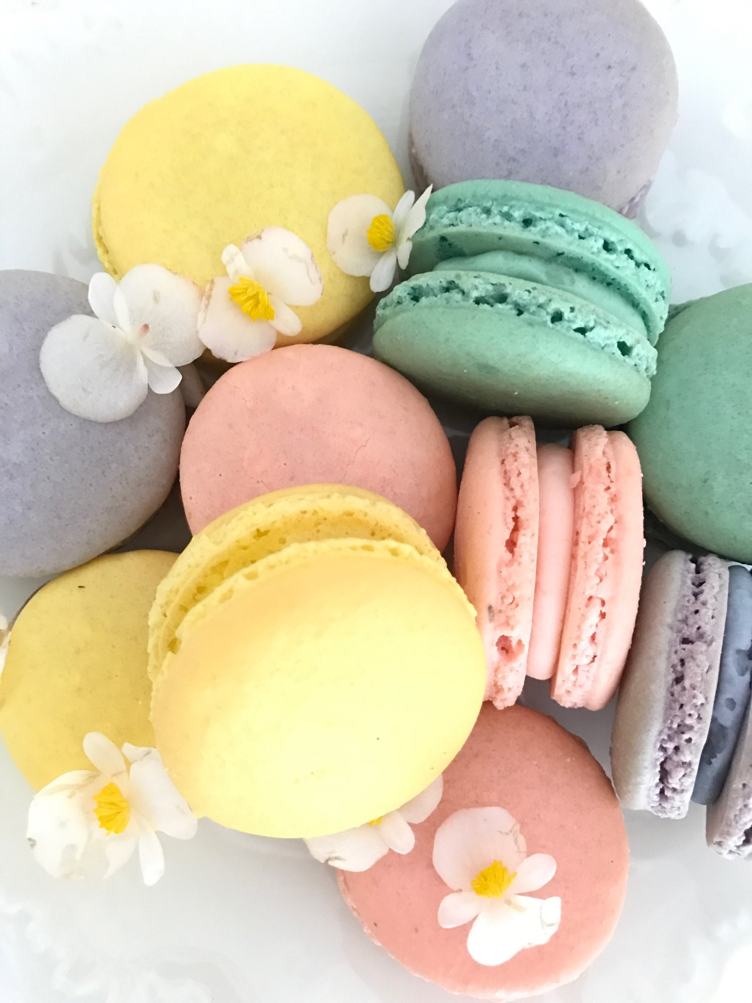 macaroons styled