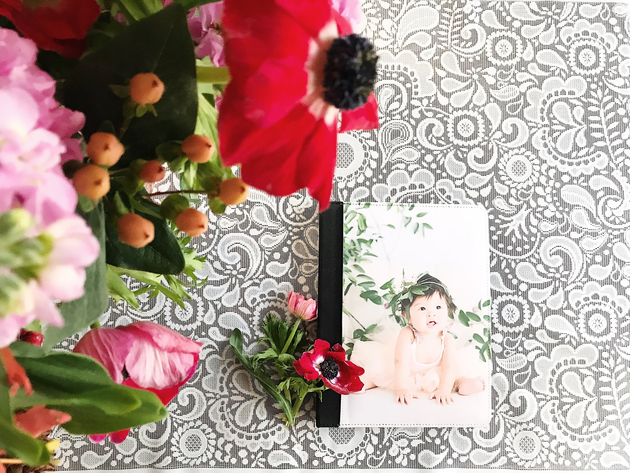 Custom personalized holiday motherday gift ideas for mom table photobook walmart photo