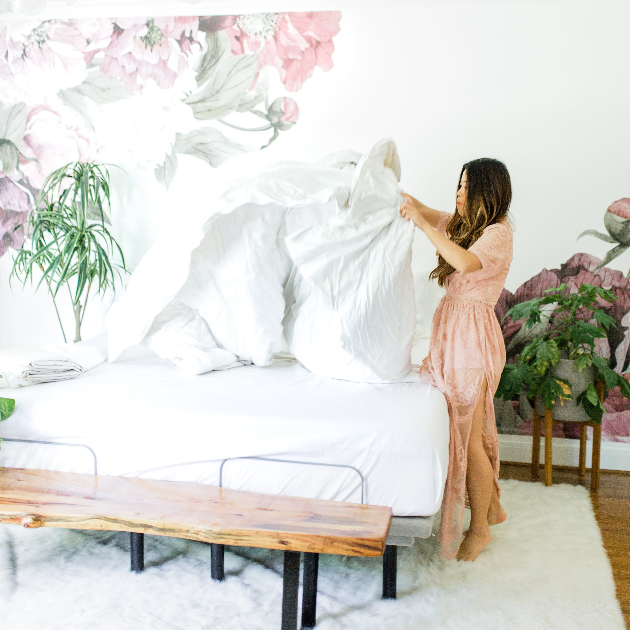 How to Get Better Sleep 3 Quality Bedding Basics To Build your Sanctuary The Company Store Review Joyfullygreen 2 Down Comforter Super Light.jpg