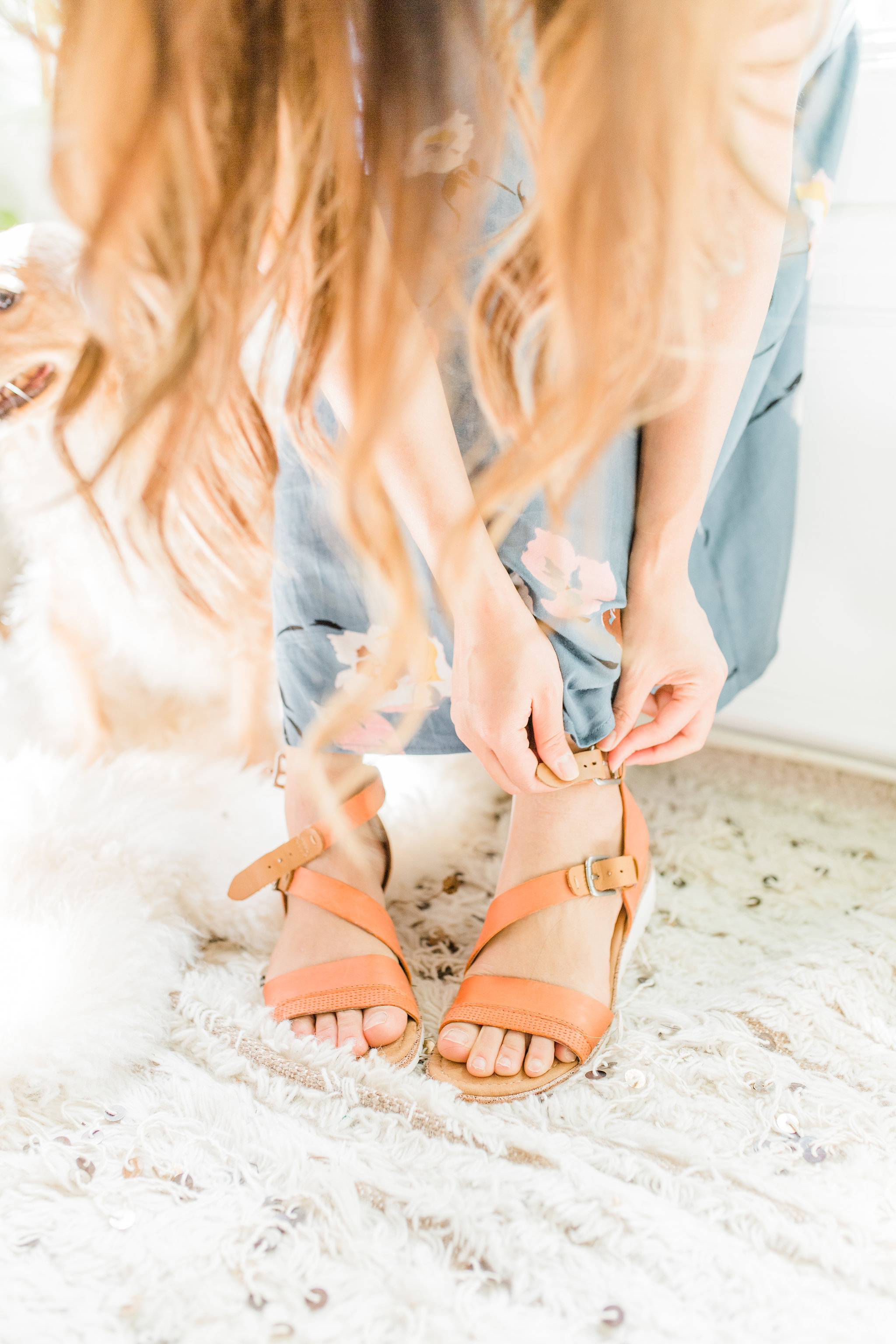 Comfortiva Corvina Joyfullygreen casual cute leather sandals for spring mommy and me outfit 2.jpg