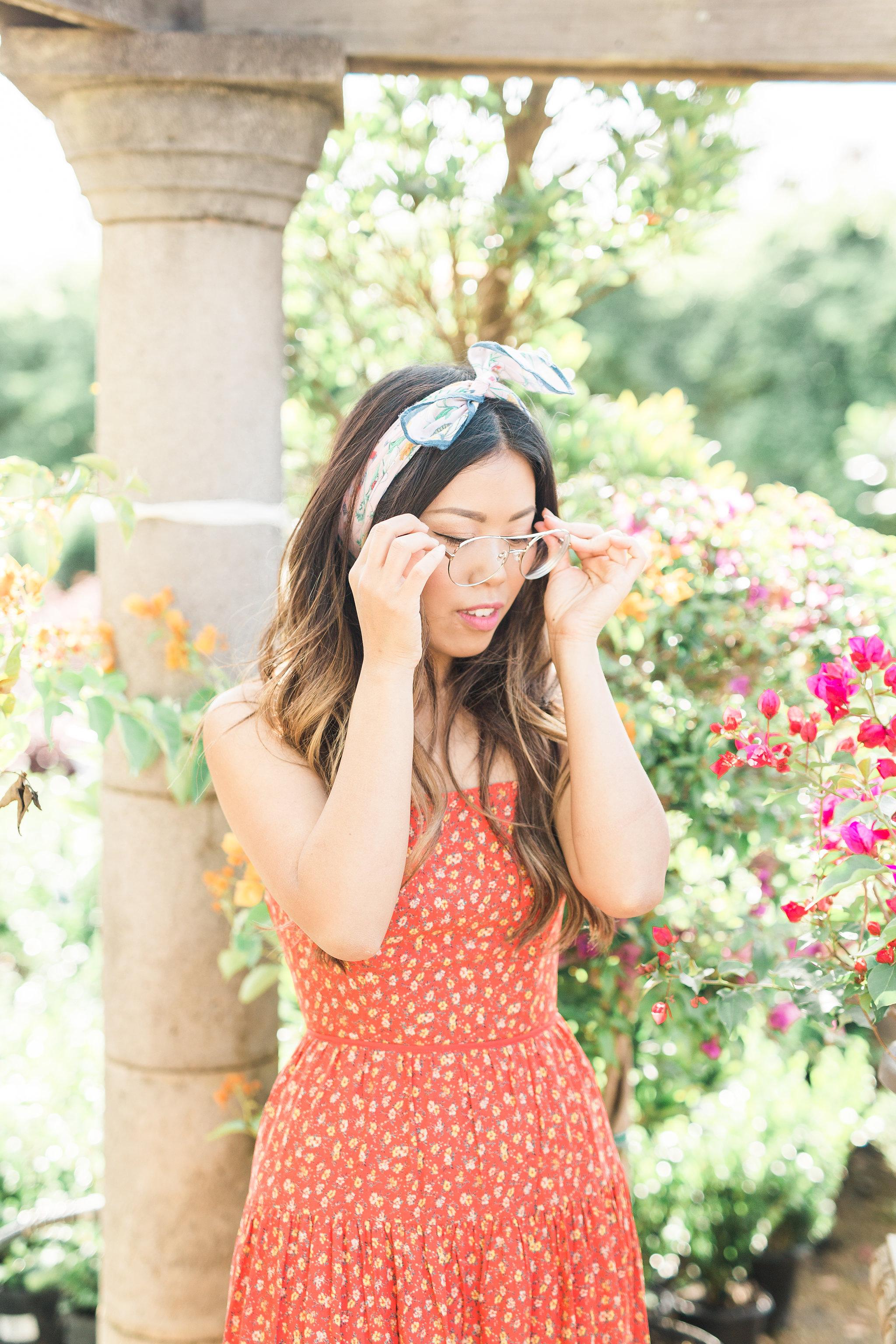 Best Spring Women's Fashion Prescription Eye Glasses Eyeconic Joyfullygreen Chloe Aviators 10.jpg