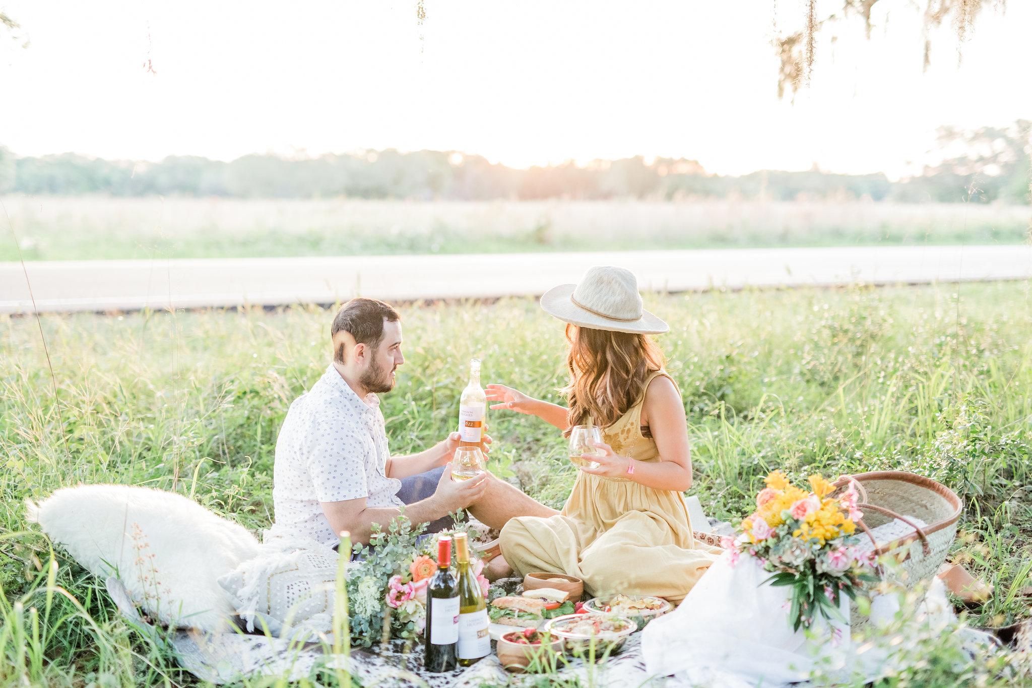 Cameron Hughes Wine Glamping Picnic Houston Spots Joyfullygreen