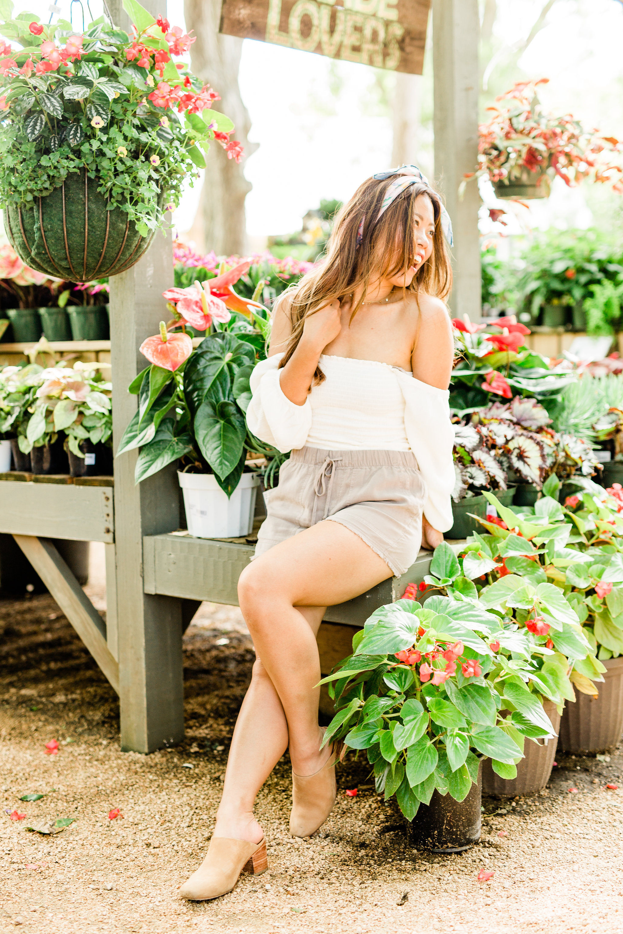 Stitch Fix Review what to wear for summer travel off the shoulder crop top 1.jpg