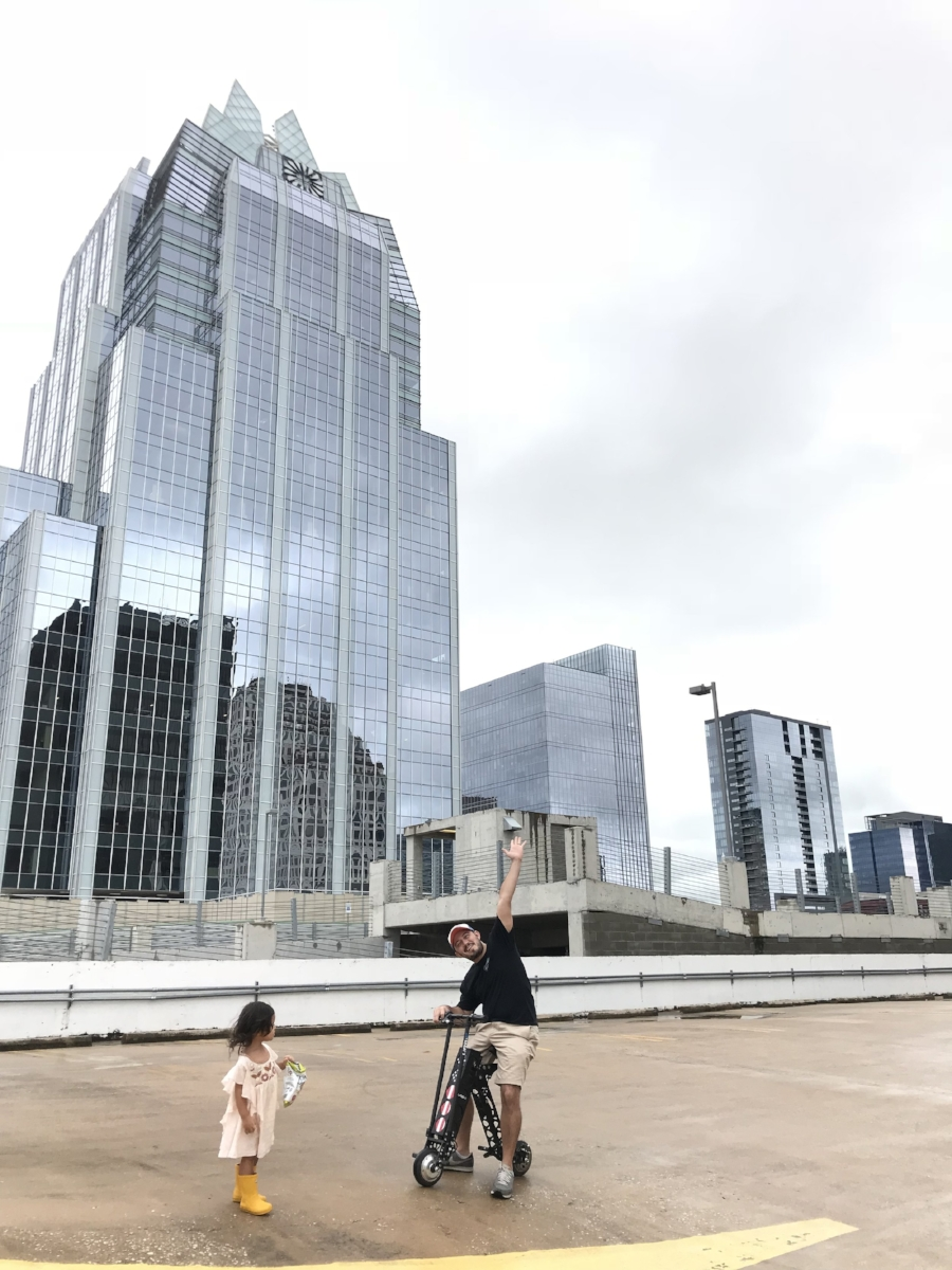 Austin in 72 Hours - Most Instagrammable Spots to Stay, Eat and Play with a Toddler Scooter Rental Top Trip