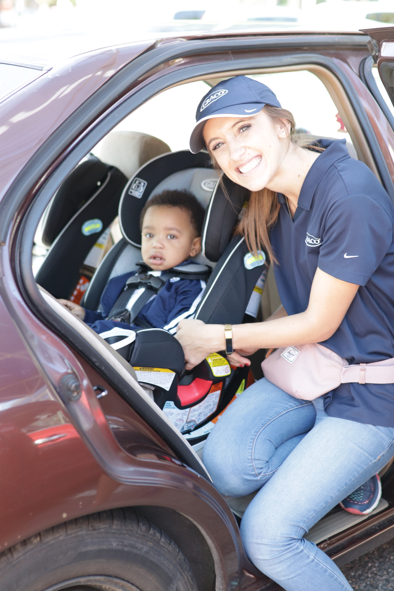 3 Simple Safety Tips I learned during Child Passenger Safety Month that You Can Apply Right Now Car Seat installation tips