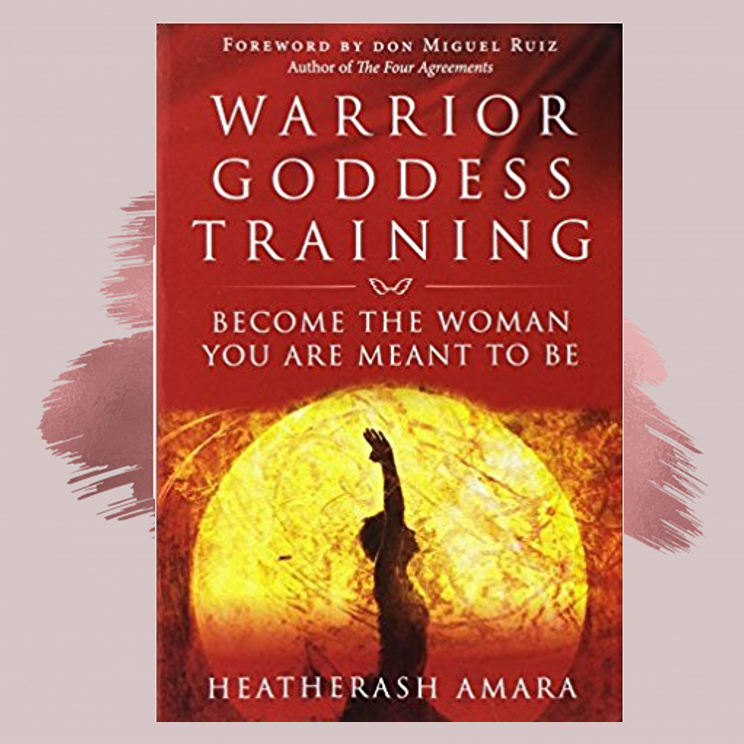Warrior Goddess Training:   Become The Woman You Are Meant to Be   Heatherash Amara   It's no secret that women today are juggling a lot. We now make up more than half the workforce in the United States and are busier than ever with partners, children, family and friends, often putting the needs of others ahead of our own. And if we feel overwhelmed by it all or fall short of perfection, many of us have learned to be our own worst critic rather than our own best friend.  In  Warrior Goddess Training , best-selling author HeatherAsh Amara provides the antidote to the flawed idea that you are not enough. Direct, honest, and unapologetic, Amara will show you how to release the layers of expectations to finally see yourself for the authentic, perceptive, perfect woman you really are.  If you don't love and honor yourself with every fiber of your being, if you struggle with owning your power and passion, if you could use more joyful play and simple presence in your life, then it is time for an inner revolution. It is time to claim your warrior goddess energy.
