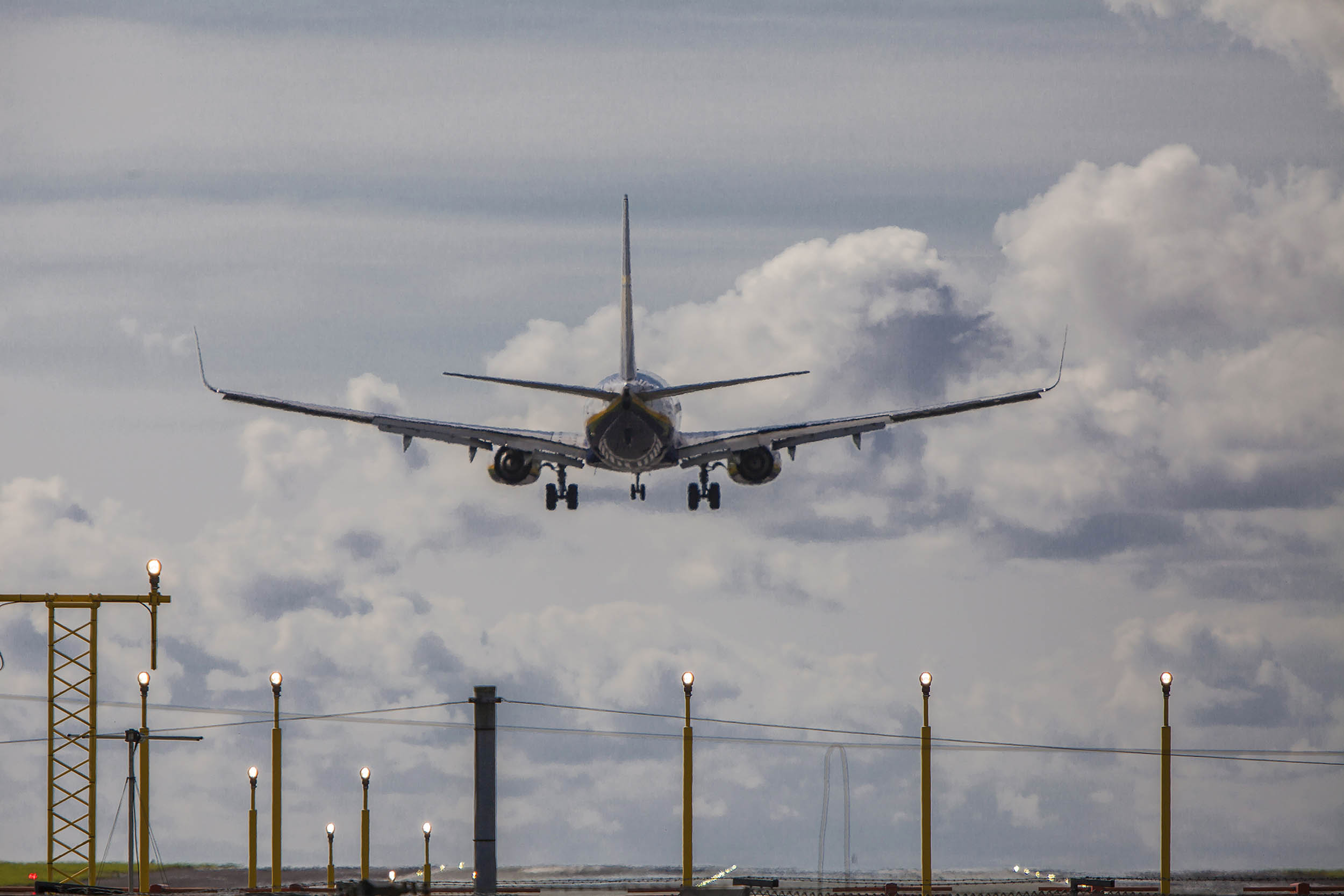 transport for the north  Manchester Airport