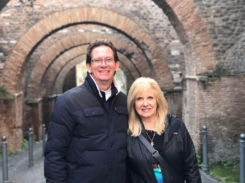2018 Friend of CWJC - First Baptist Church of Arlington,Dennis & Cindy Wiles, Pastor