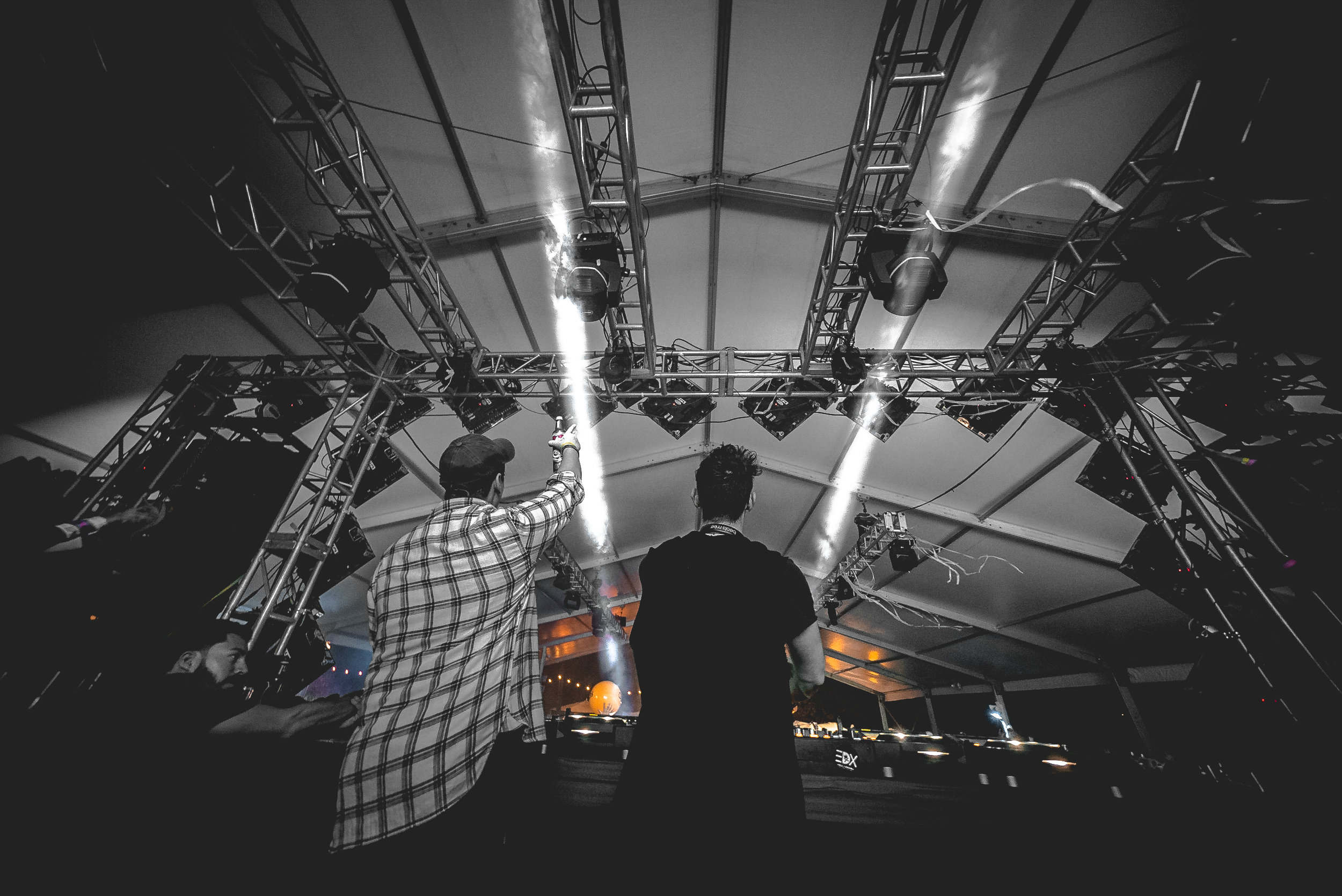 Artists: Blau and Audien   Miami Music Week   Event Photo and Video