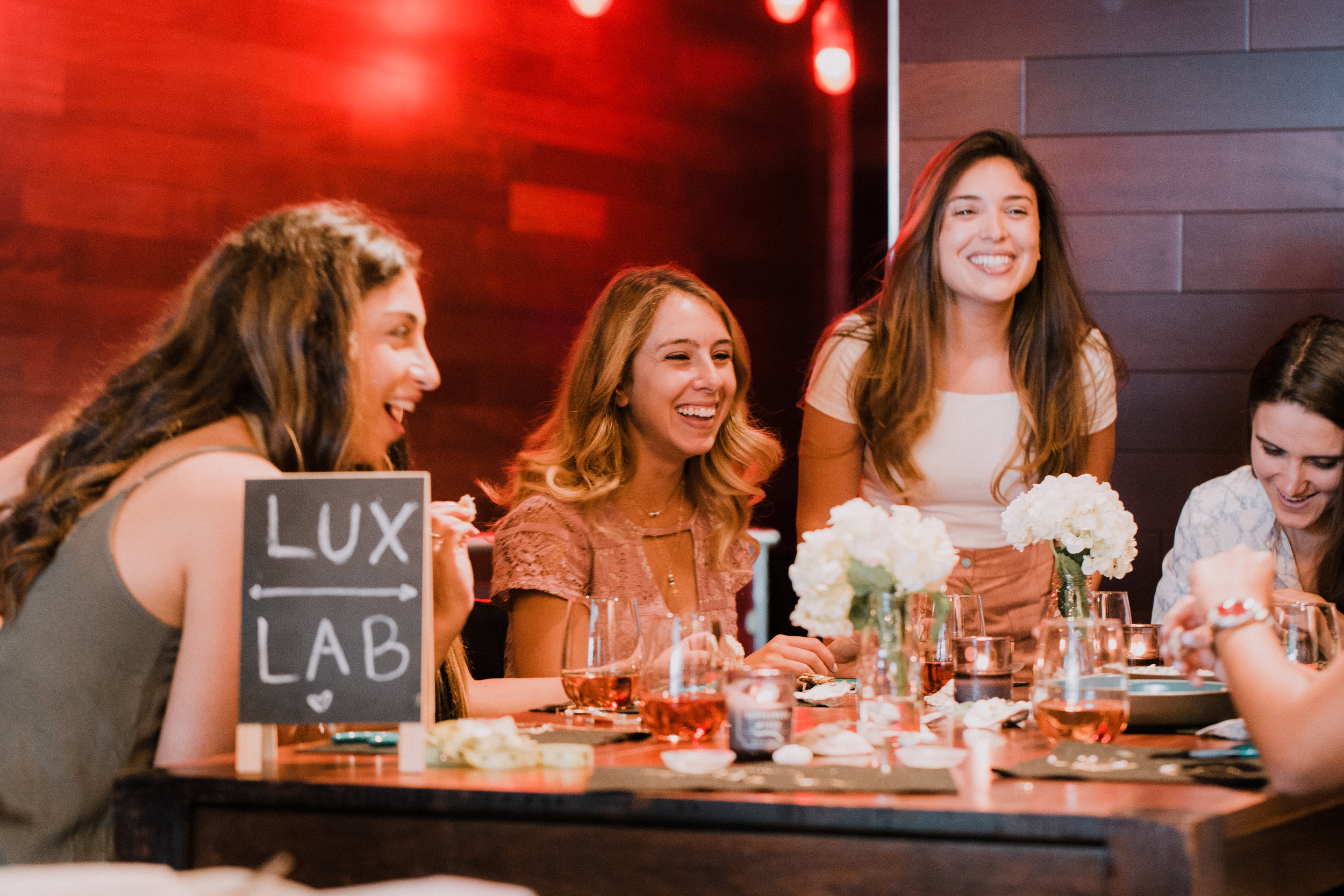 Event: Luxlab Launch Party   Location: New York City