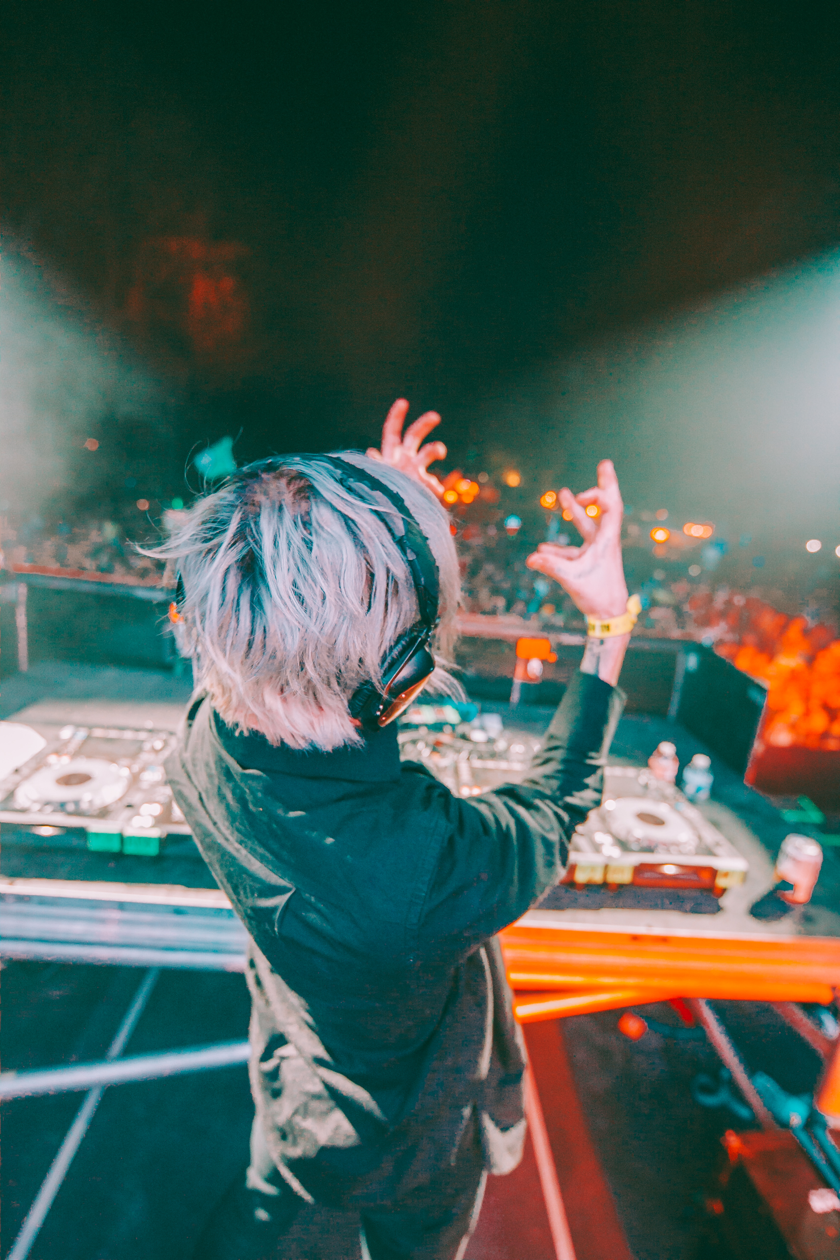 Artist: Ghastly  Festival: Dancefestopia 2017  Event Photography and Official After Movie