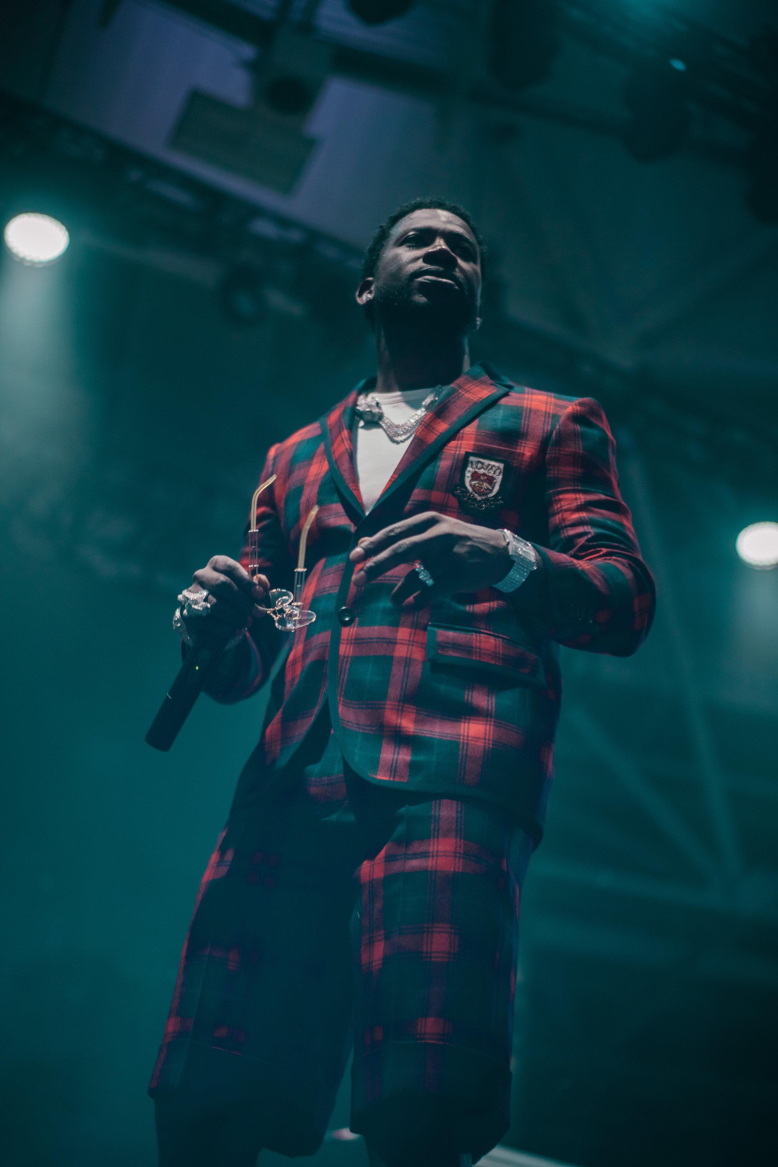 Artist: Gucci Mane  Event: Snowta Fest NYE 2017  Event Photography