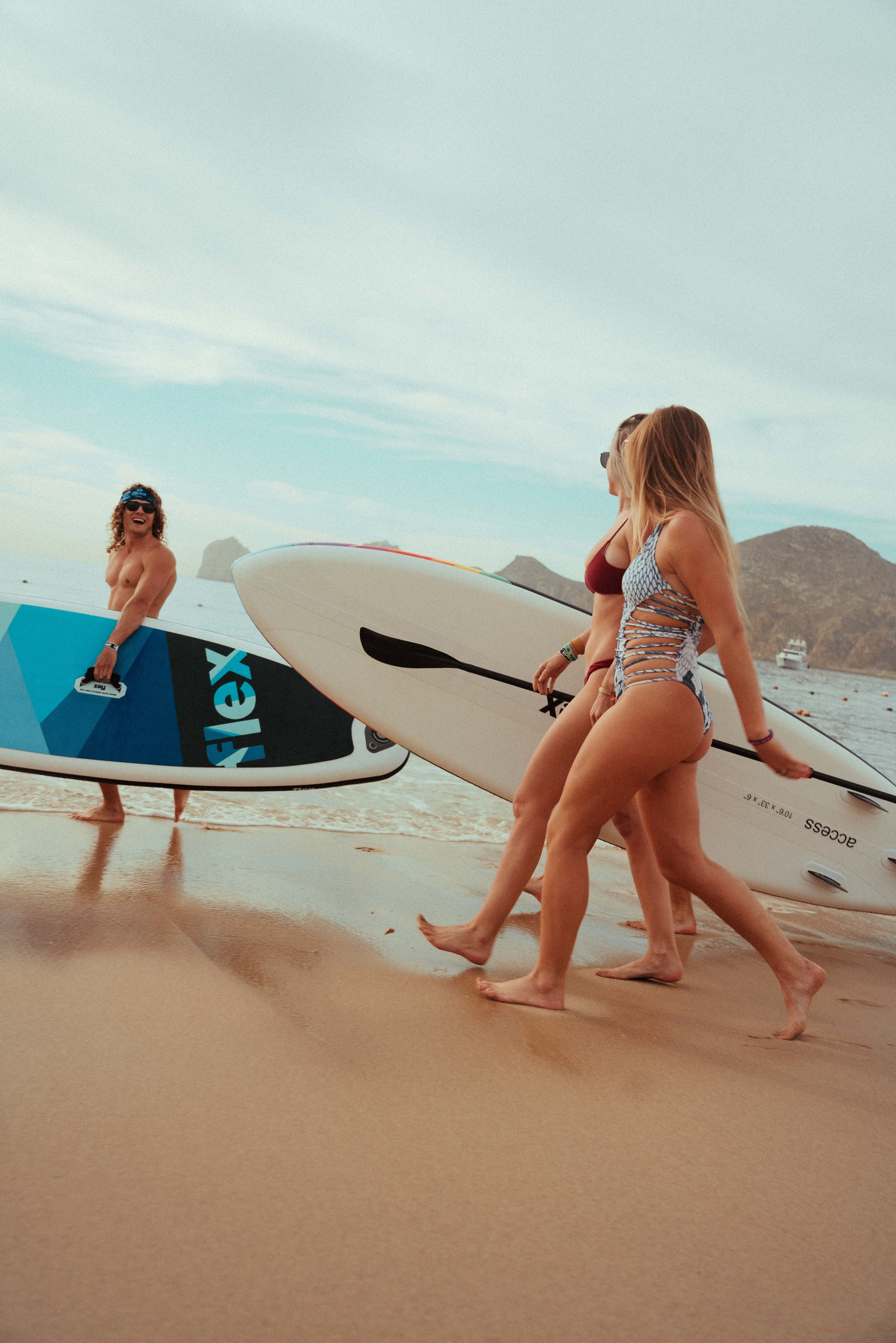 Customer: Flex Water Sports  Location: Cabo, Mexico   Product Photography and Video Production