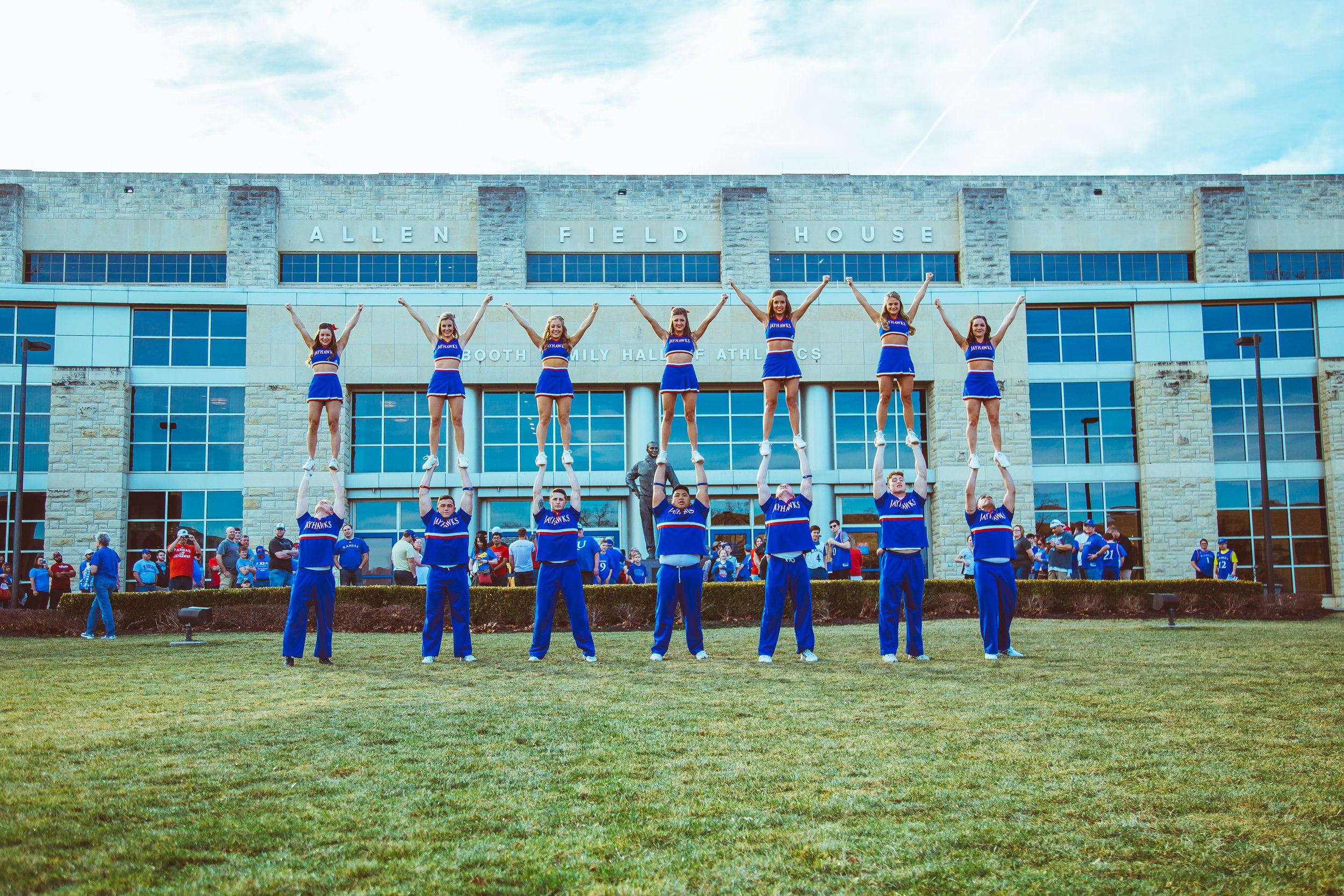 Event: College Game Day   University of Kansas