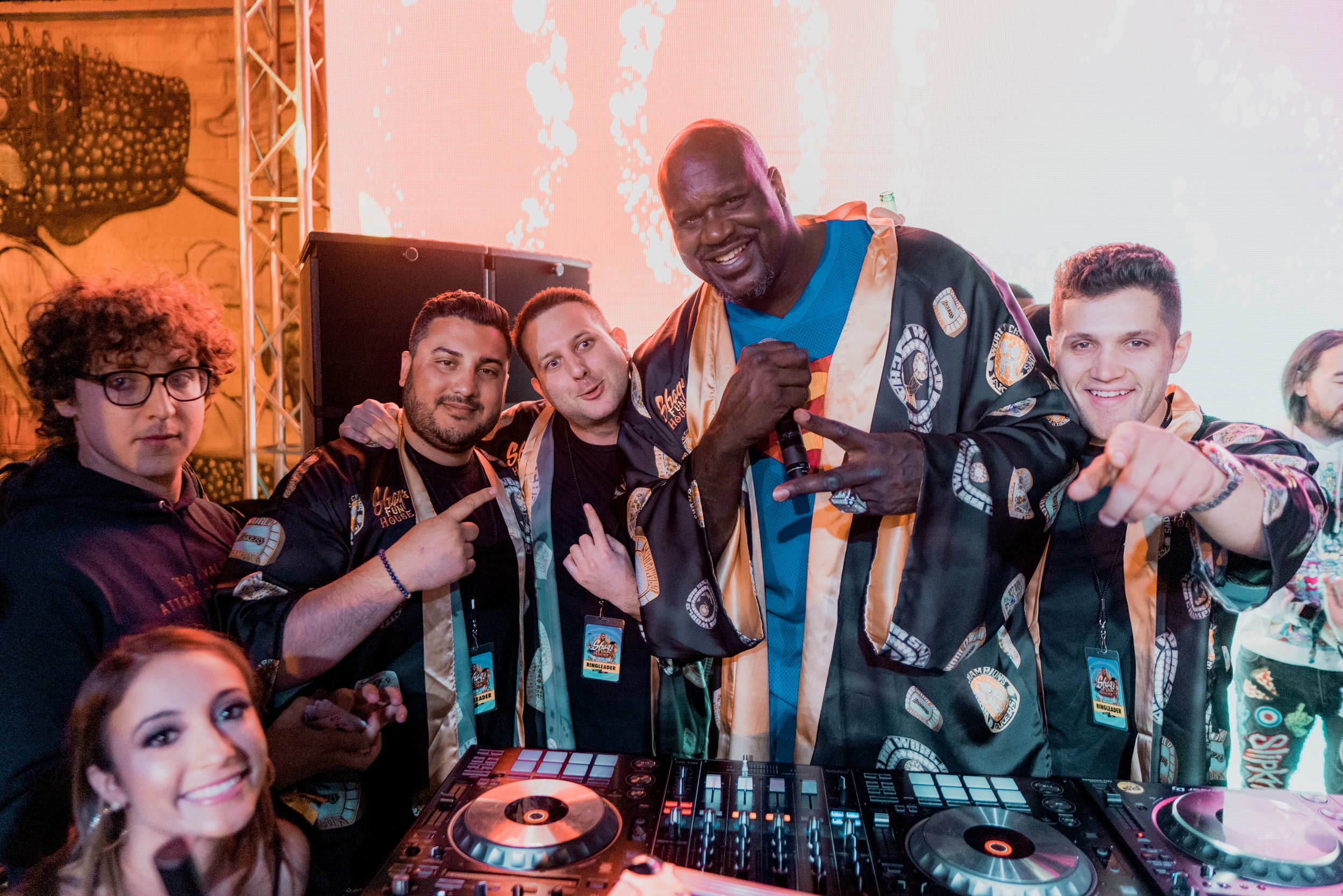 Event: Shaq's Fun House  Event Photography and Video After Movie  Miami Florida, March 2018
