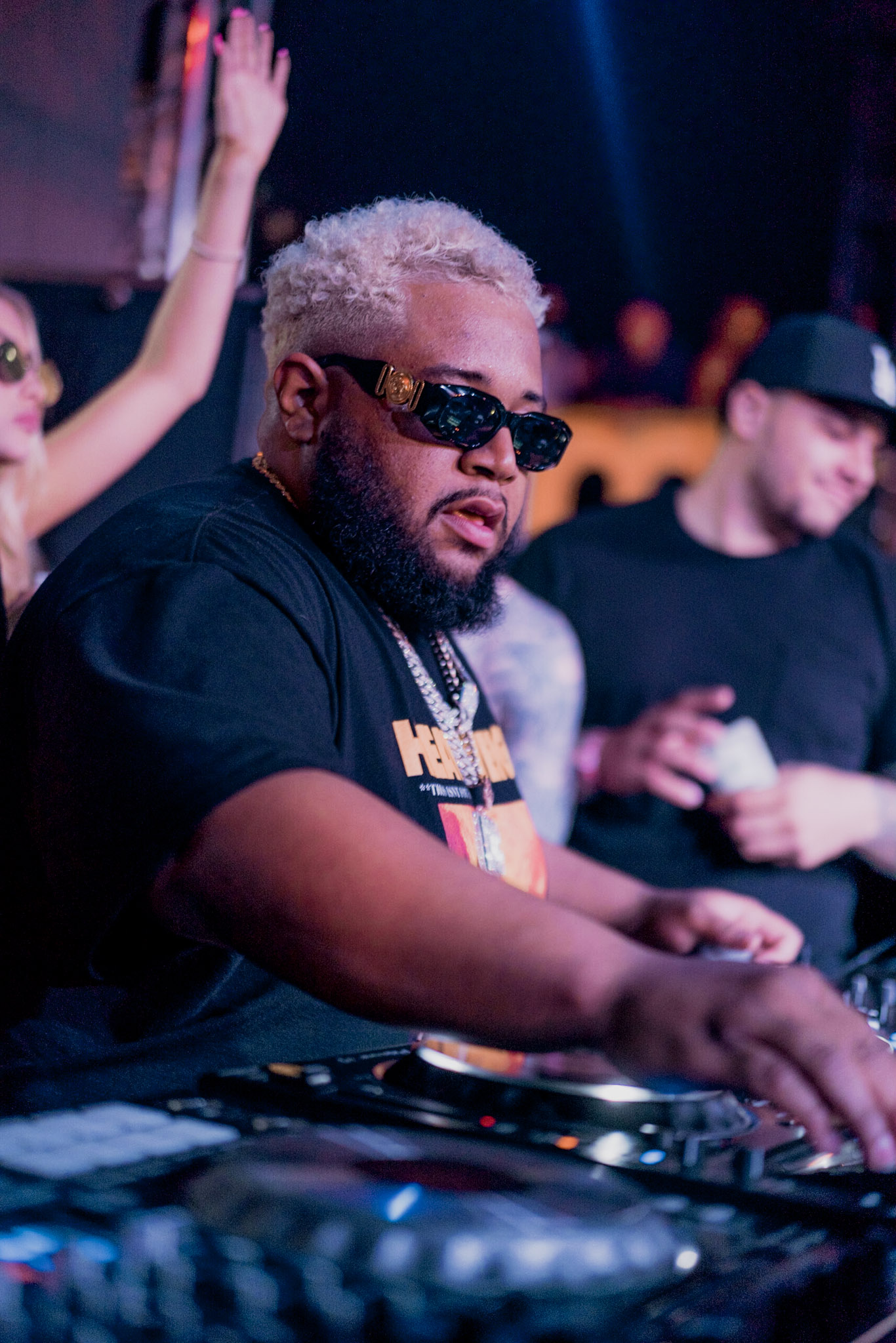 Event: Shaq's Fun House  Artist pictured: DJ Carnage   Event Photography 03/24/18