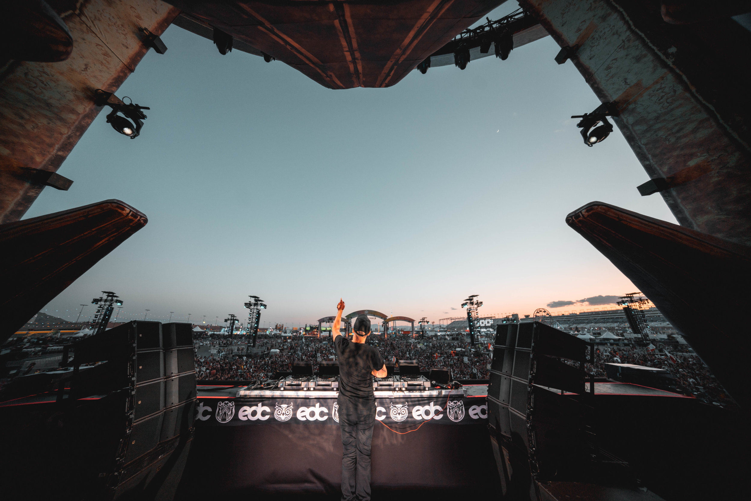 Artist: Dombresky   Festival: Electric Daisy Carnival  Event Photography and Highlight Video
