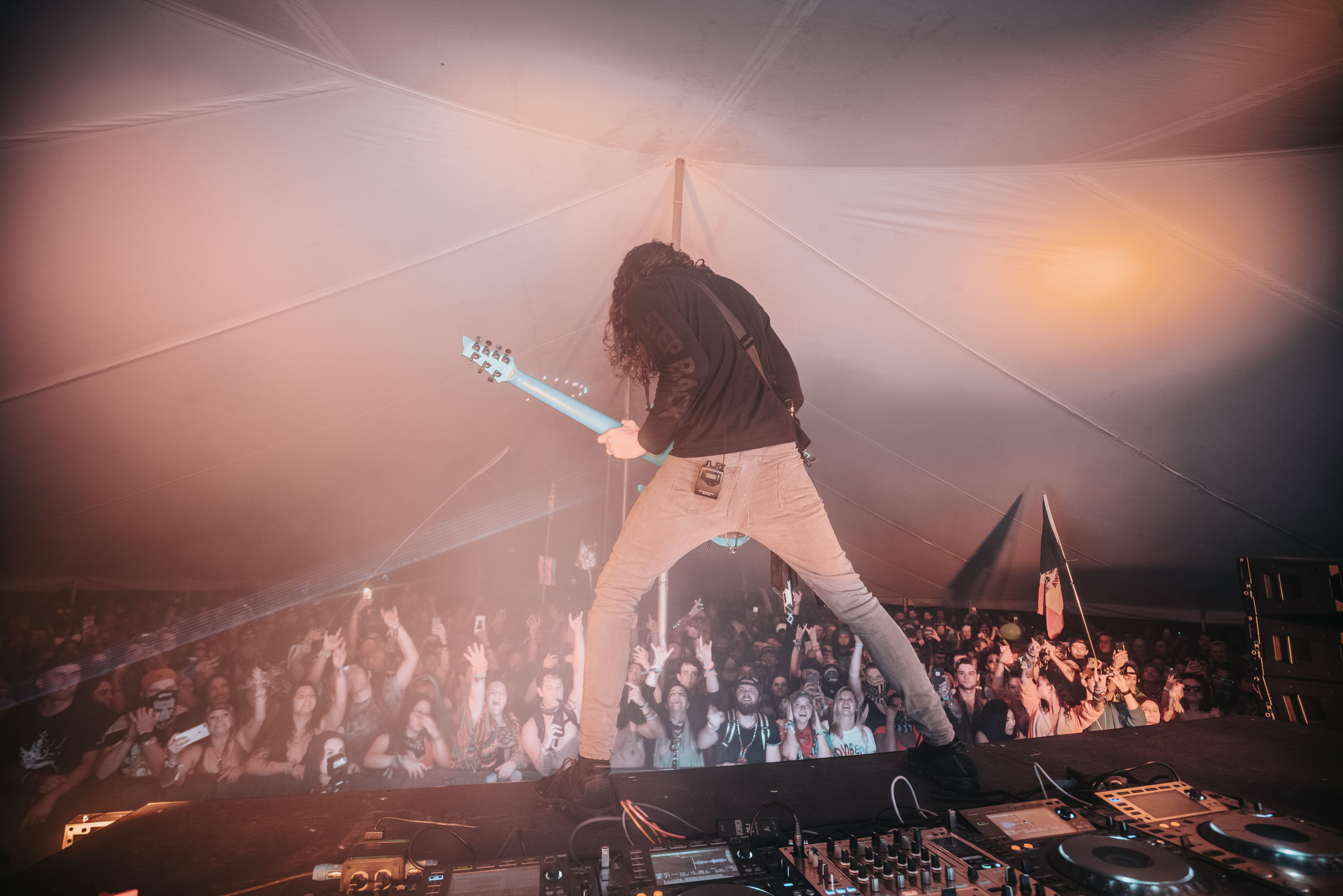 Artist: Sullivan King   Festival: Dancefestopia 2018  Event Photography and Official After Movie