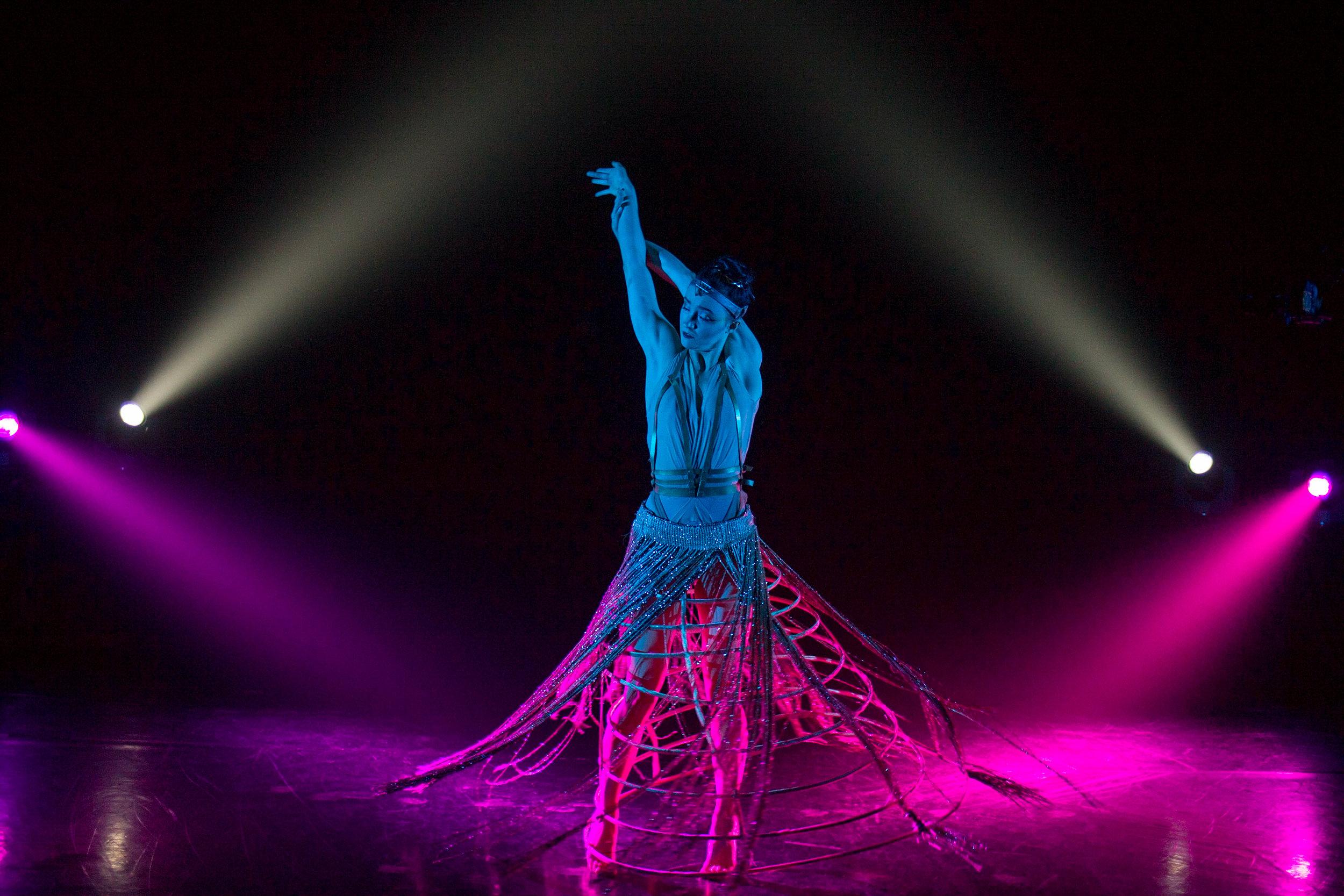 Event: Firebird, by Quixotic Cirque Nouveau  Event Photography 06/17/17