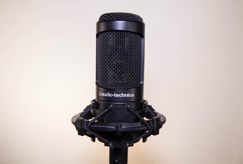 Audio‑Technica AT2050