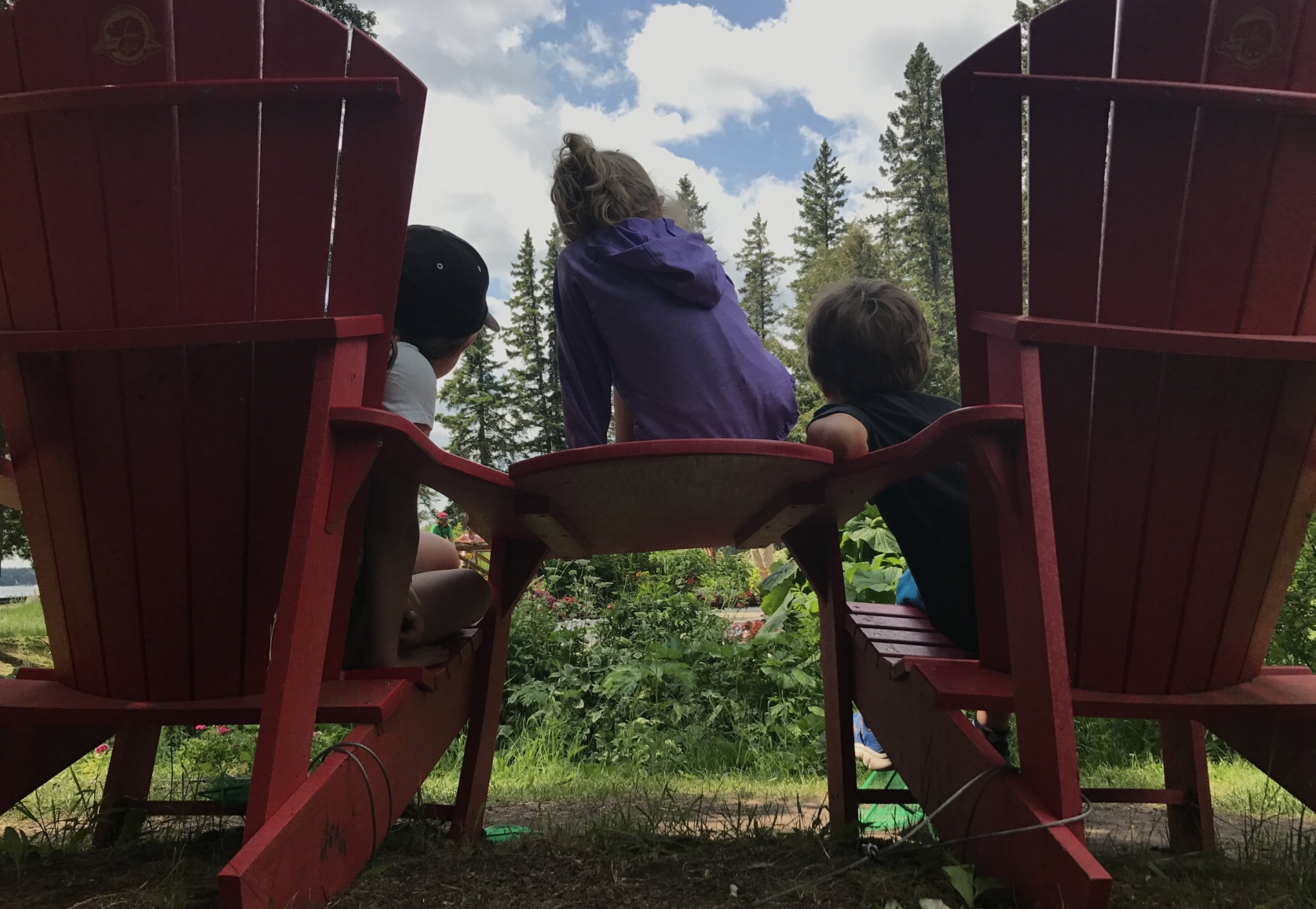 Goodbye Riding Mountain National Park #sharethechair