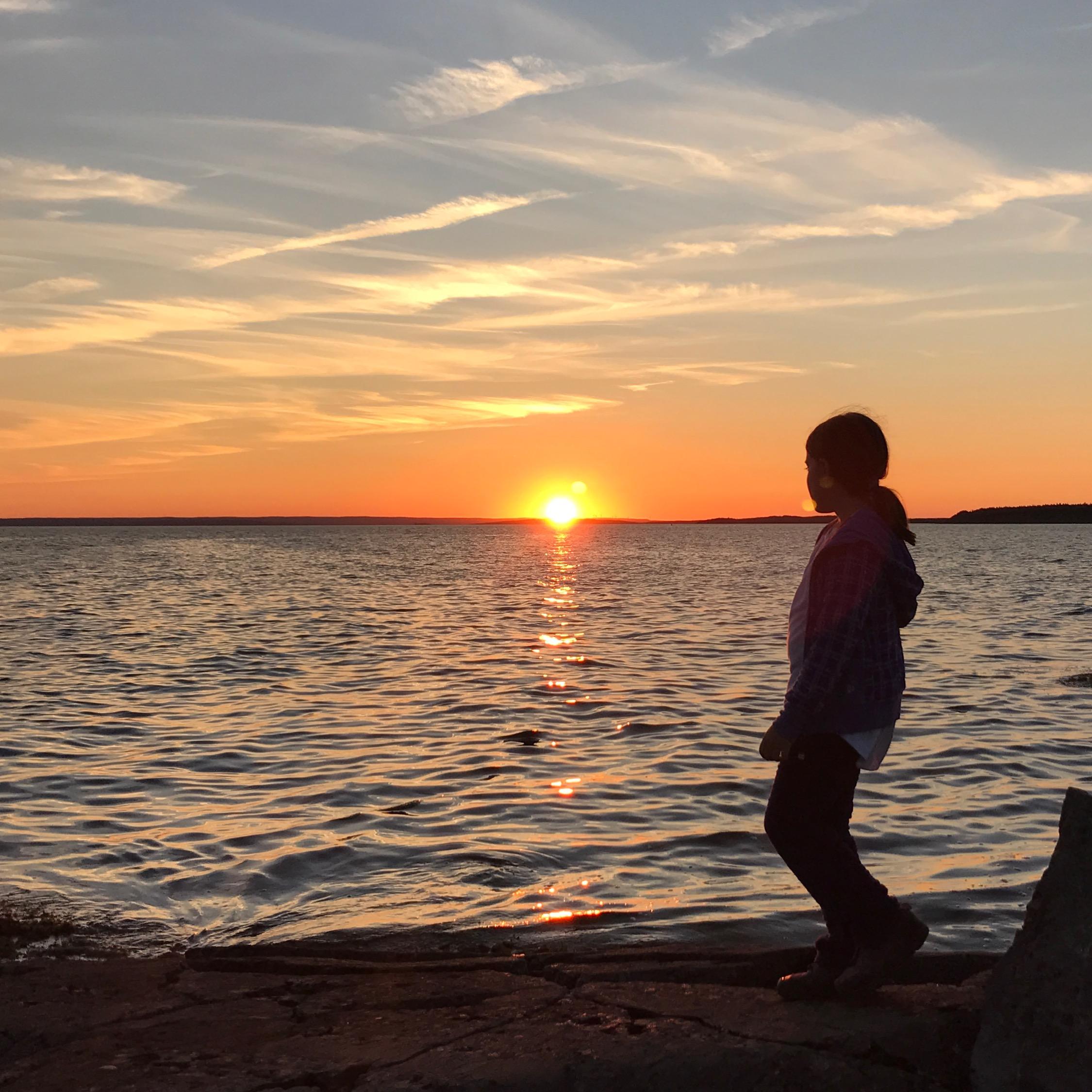 Sundown in Cape-Auget...wow! What beauty.