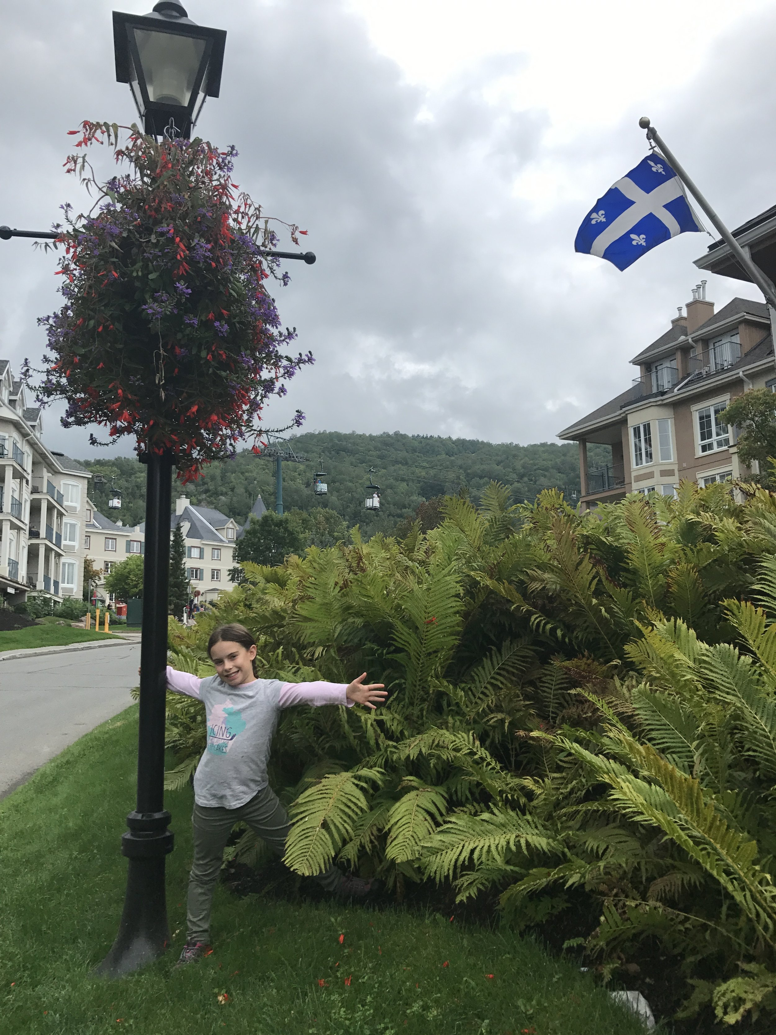 A quick visit to Mont-Tremblant.