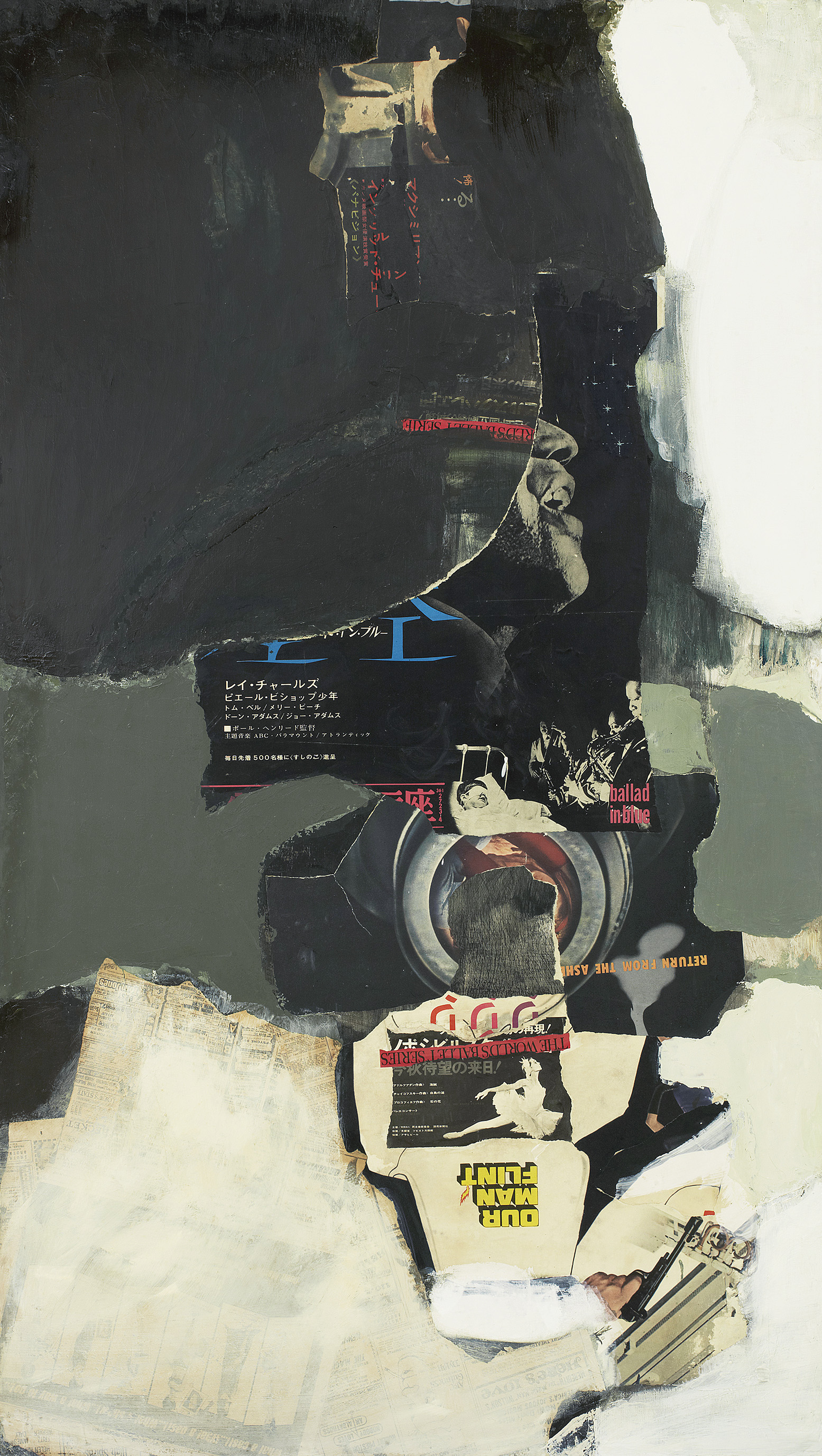 """Work 65-O"", 1965"