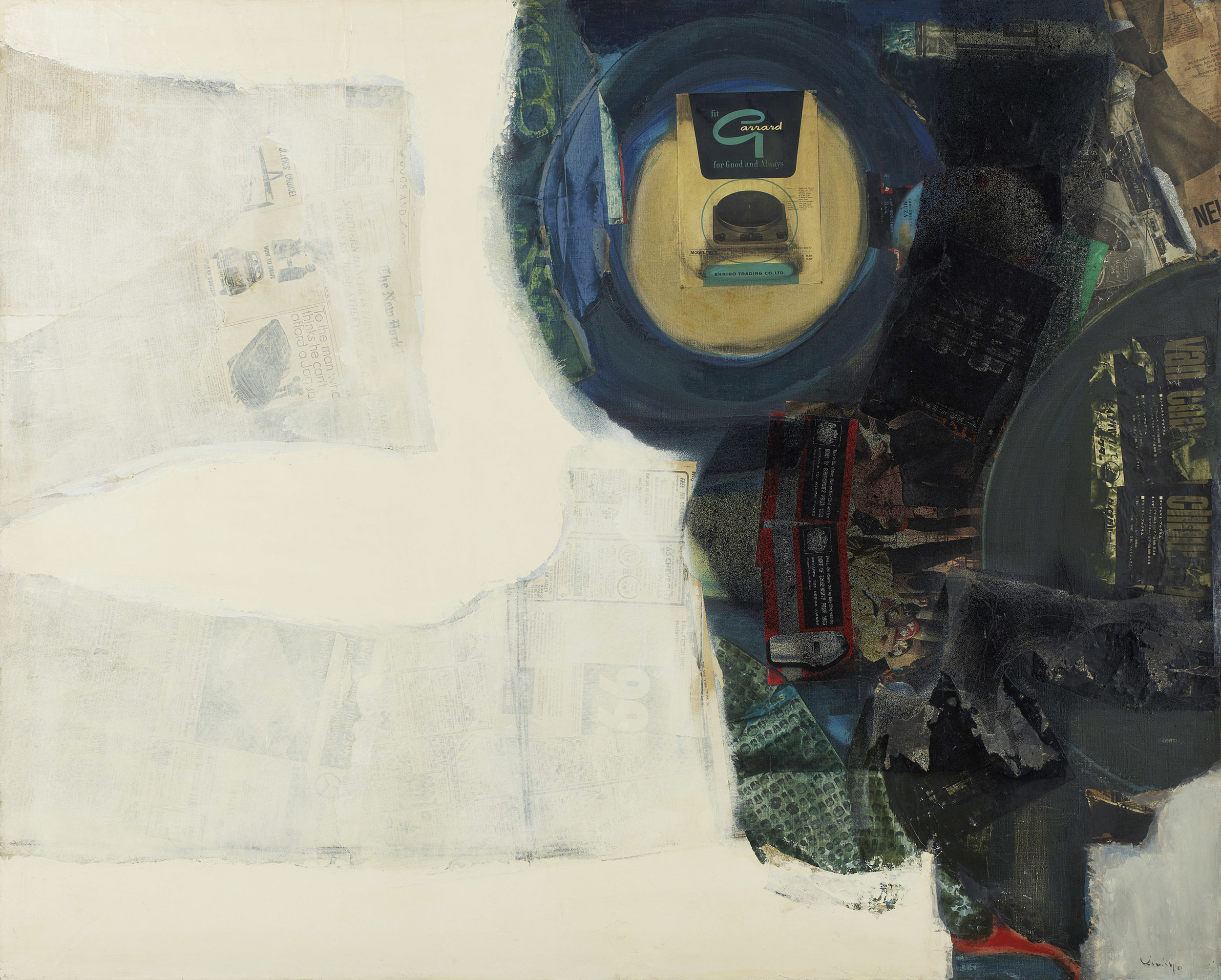 """Work 66-W"", 1966"