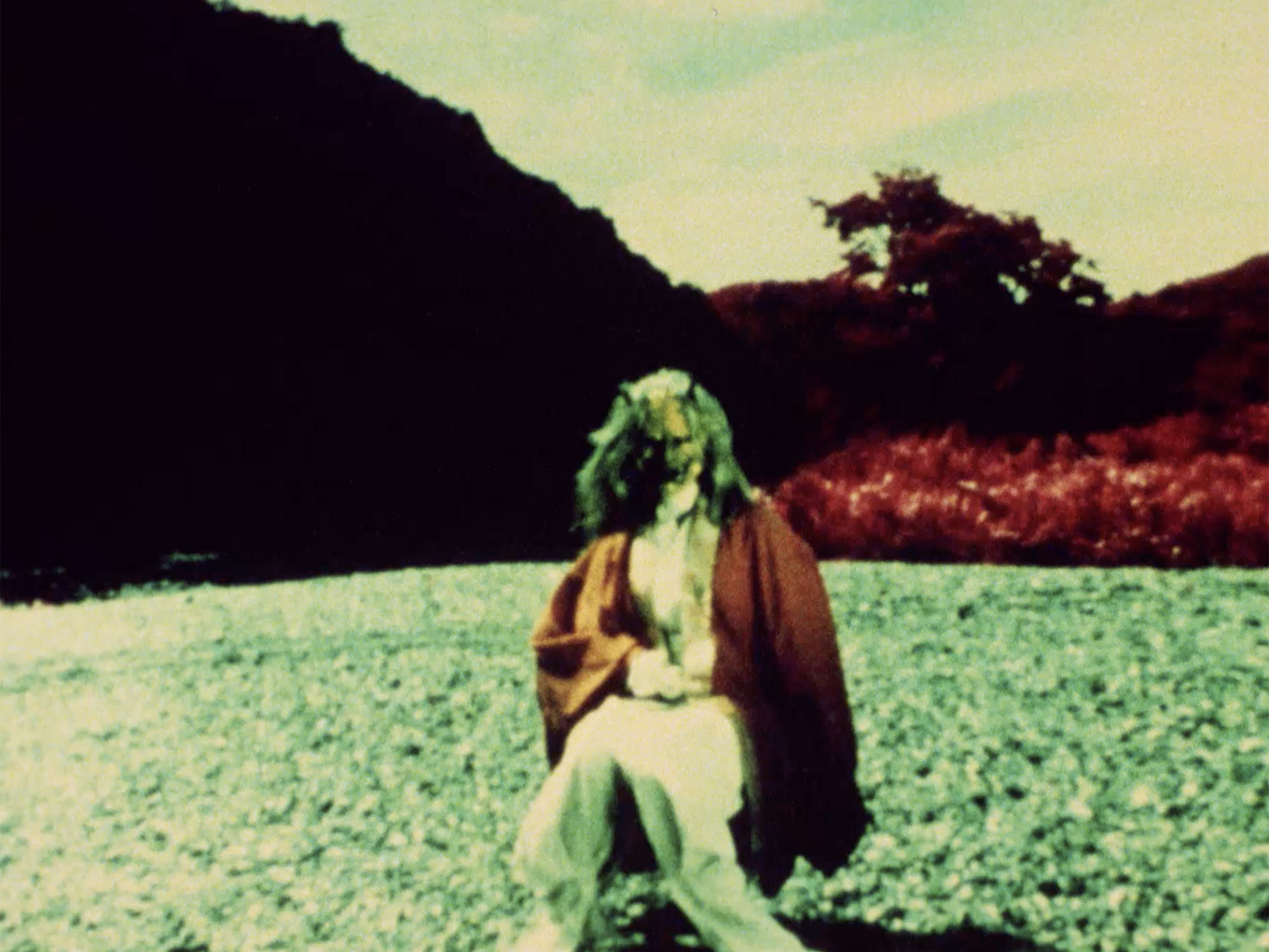 Atman, 1975, 16mm, 11min(アートマン)