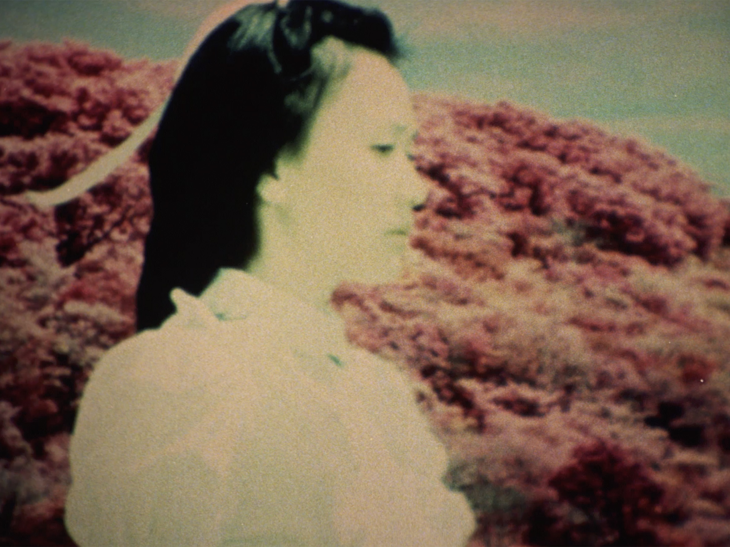 A Girl, 1975, 16mm, 30min(青女)