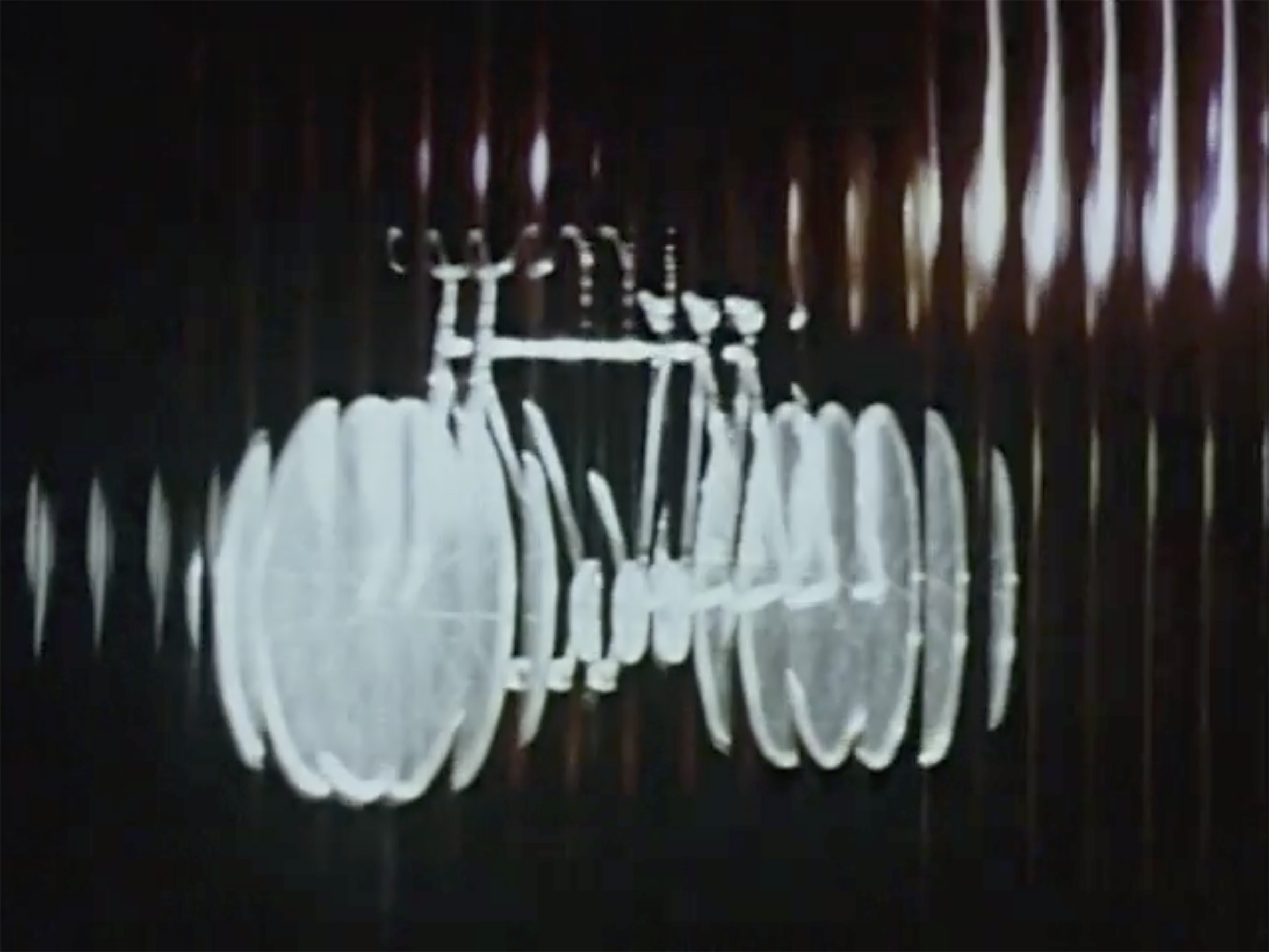 Ginrin, 1955, 35mm (銀輪)