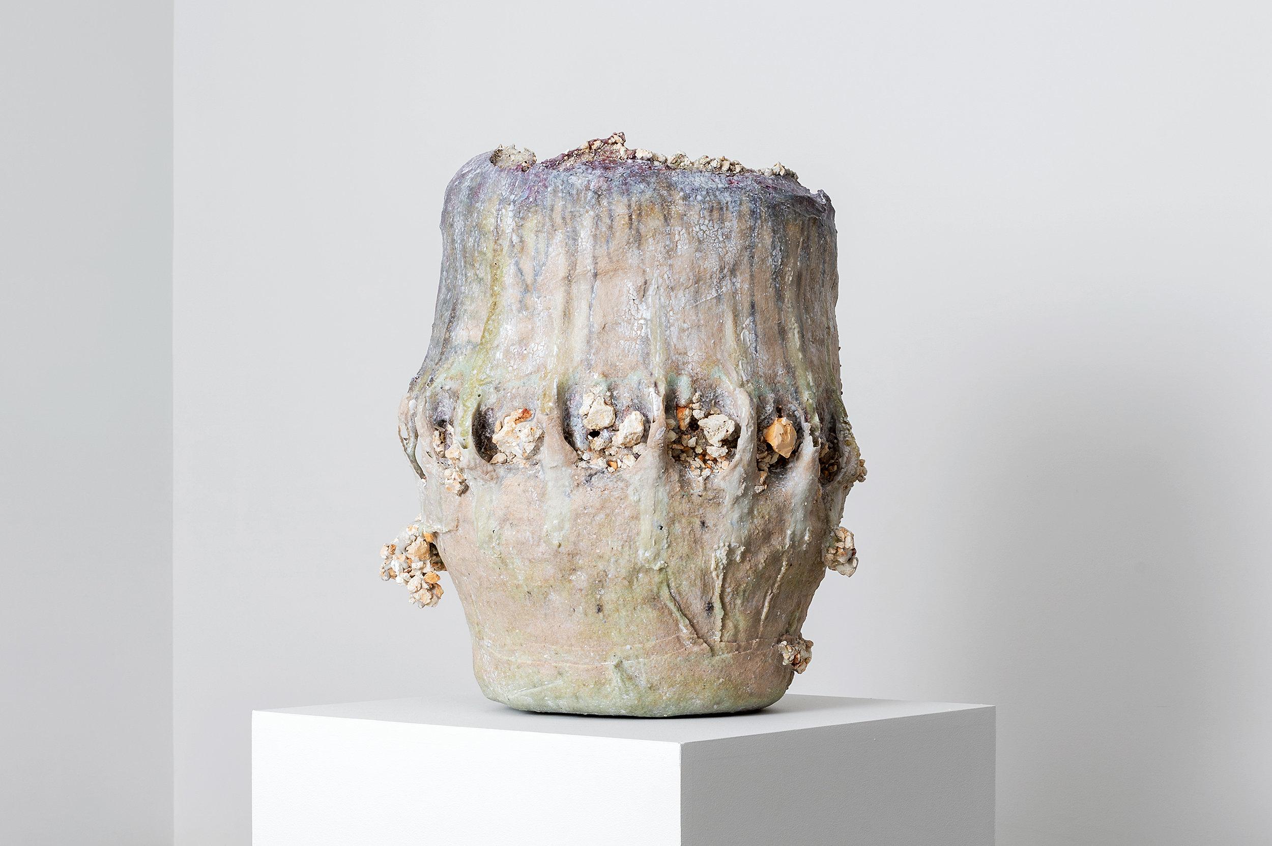 Tokeru Utsuwa 熔ける器, 2019